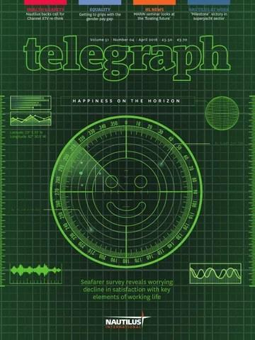Nautilus Telegraph April 2018 by Redactive Media Group - issuu