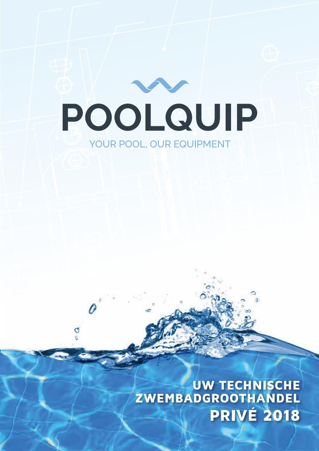 Glasparels Zwembad Poolquip Catalogus Privé 2018 By Poolquip Issuu