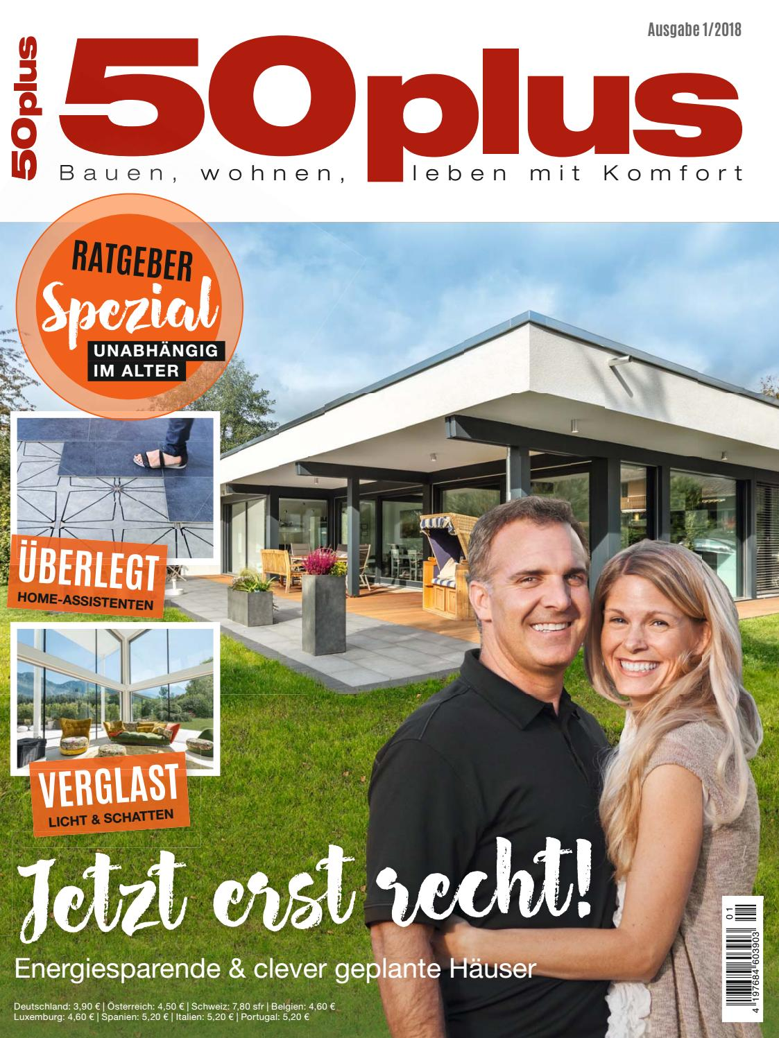 50plus 1 2018 By Family Home Verlag Gmbh Issuu