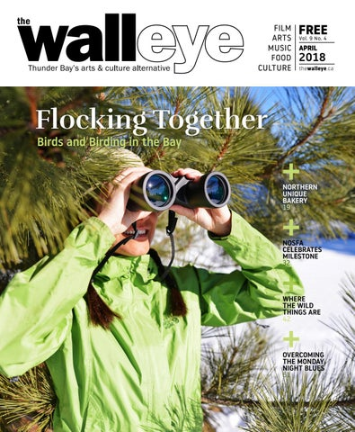 April 2018 by The Walleye Magazine - issuu