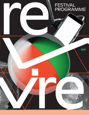 Rewire Festival Programme 2018 by Rewire - issuu