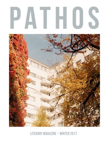Pathos Literary Magazine - Issuu