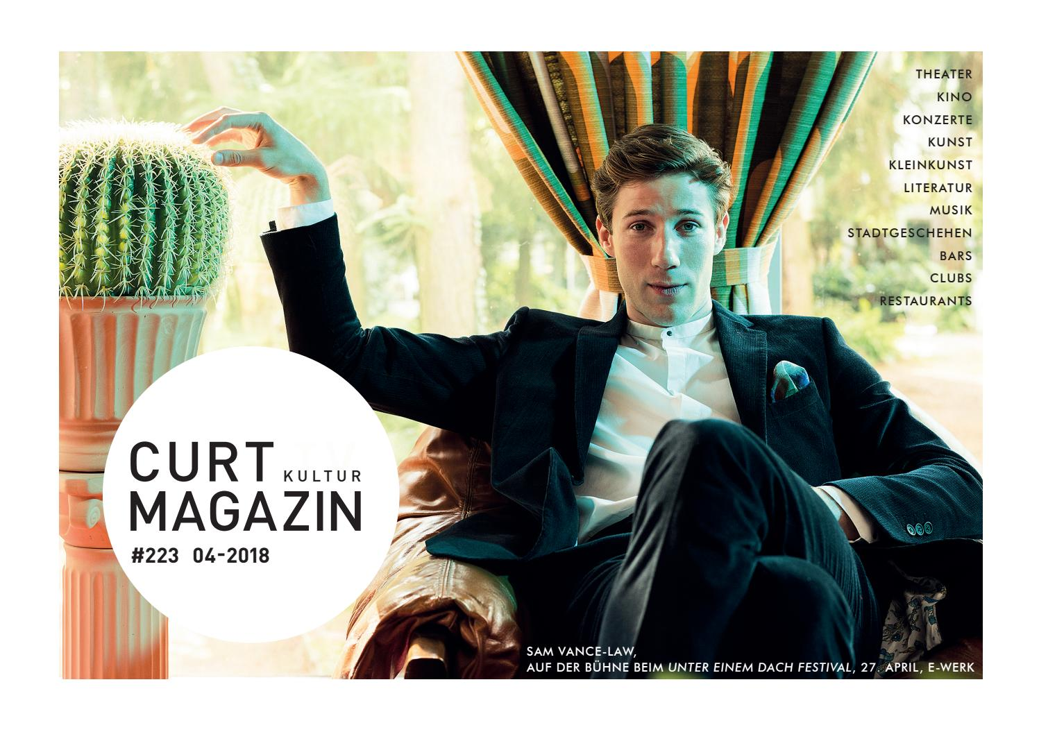 Act 9 Coiffure Curt N F E 223 April 2018 By Curt Magazin Issuu