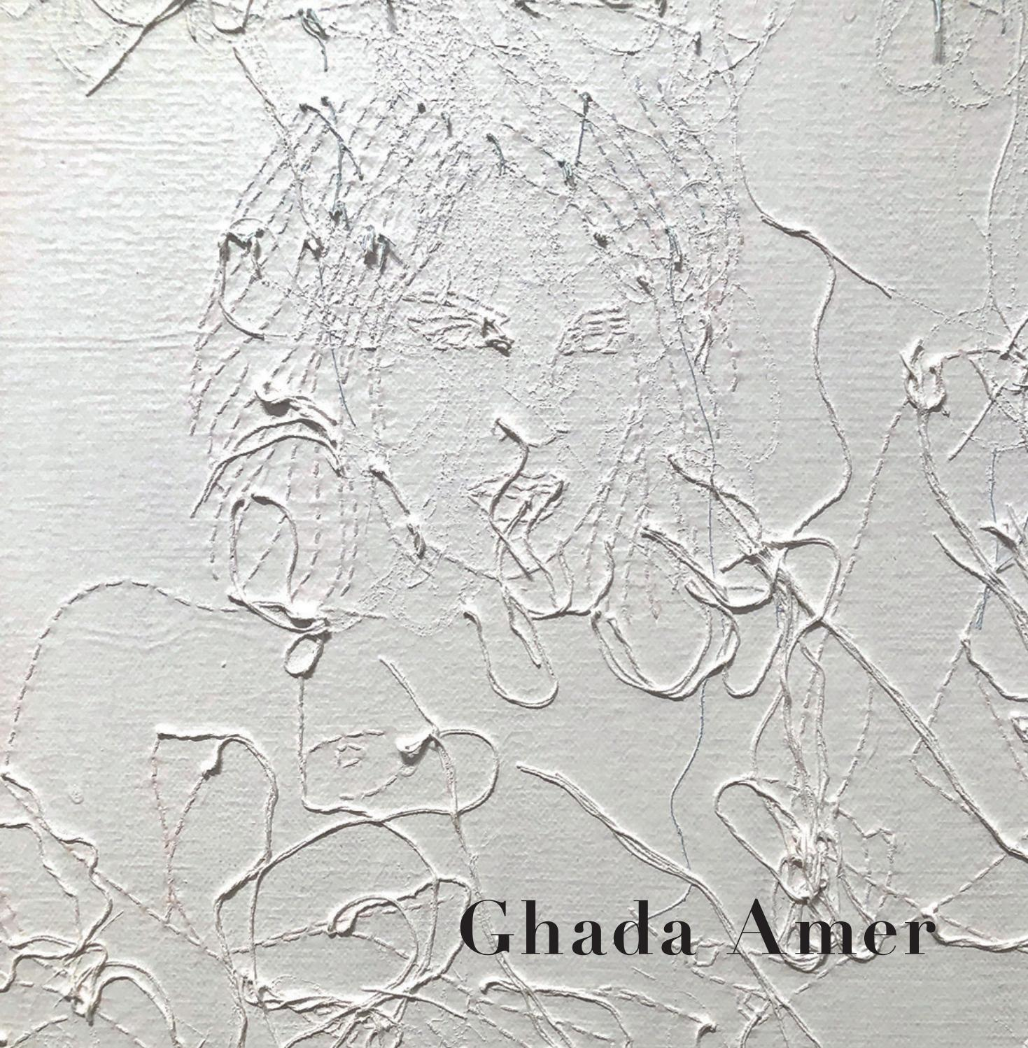 Arte Definition Francais Ghada Amer By Cheim Read Issuu