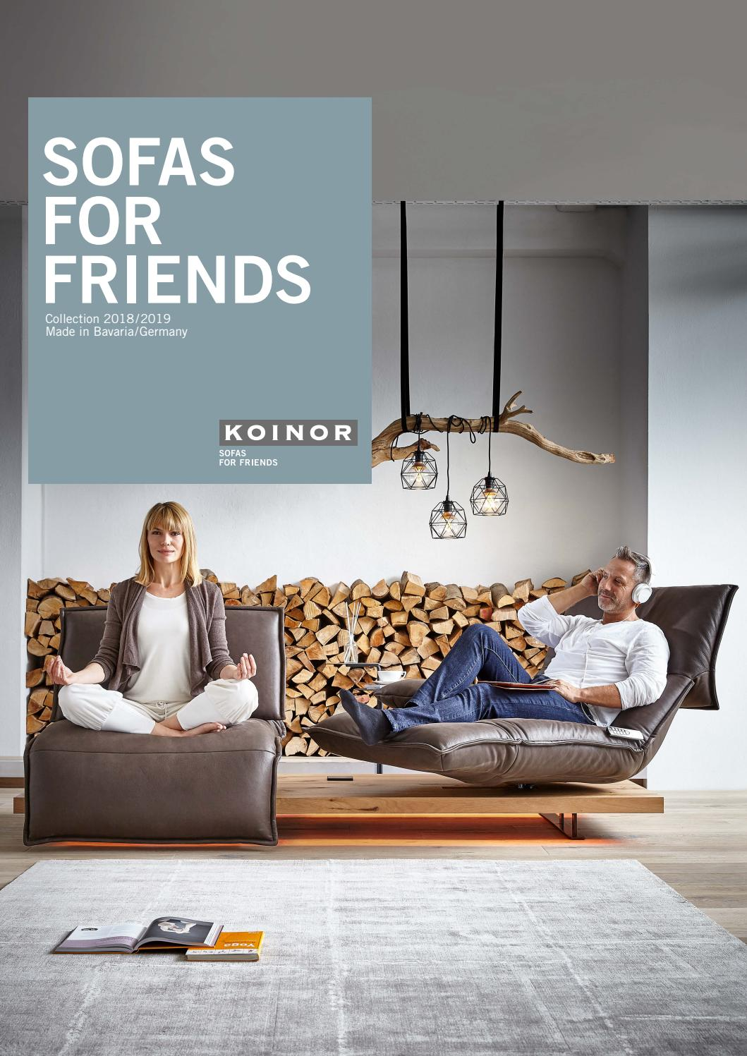 Koinor Sessel Silencio Koinor Collection 2018 2019 By Colifac En Krea Issuu