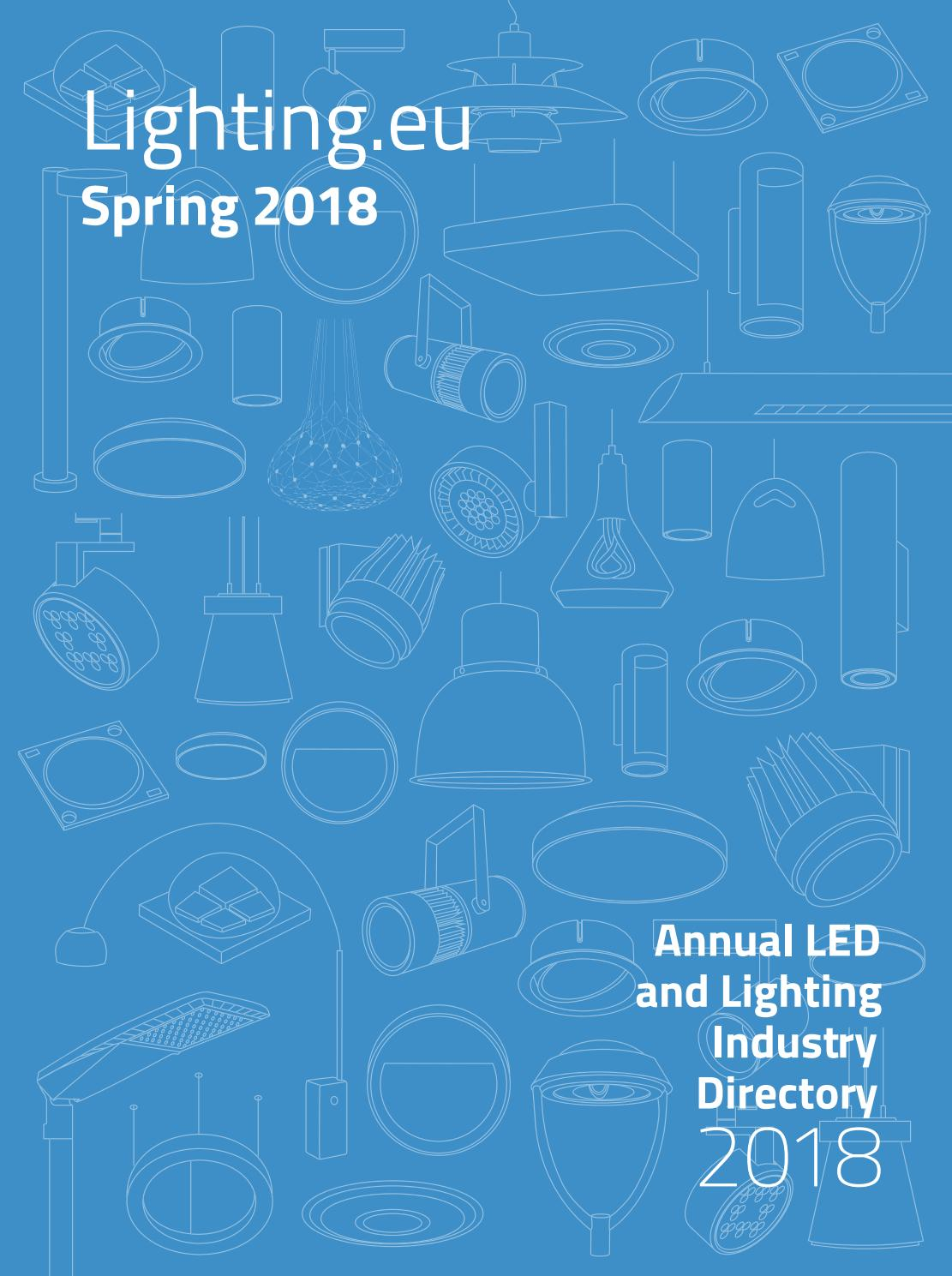 Lichtland Essen Lighting Eu Spring 2018 By Lighting Eu Issuu