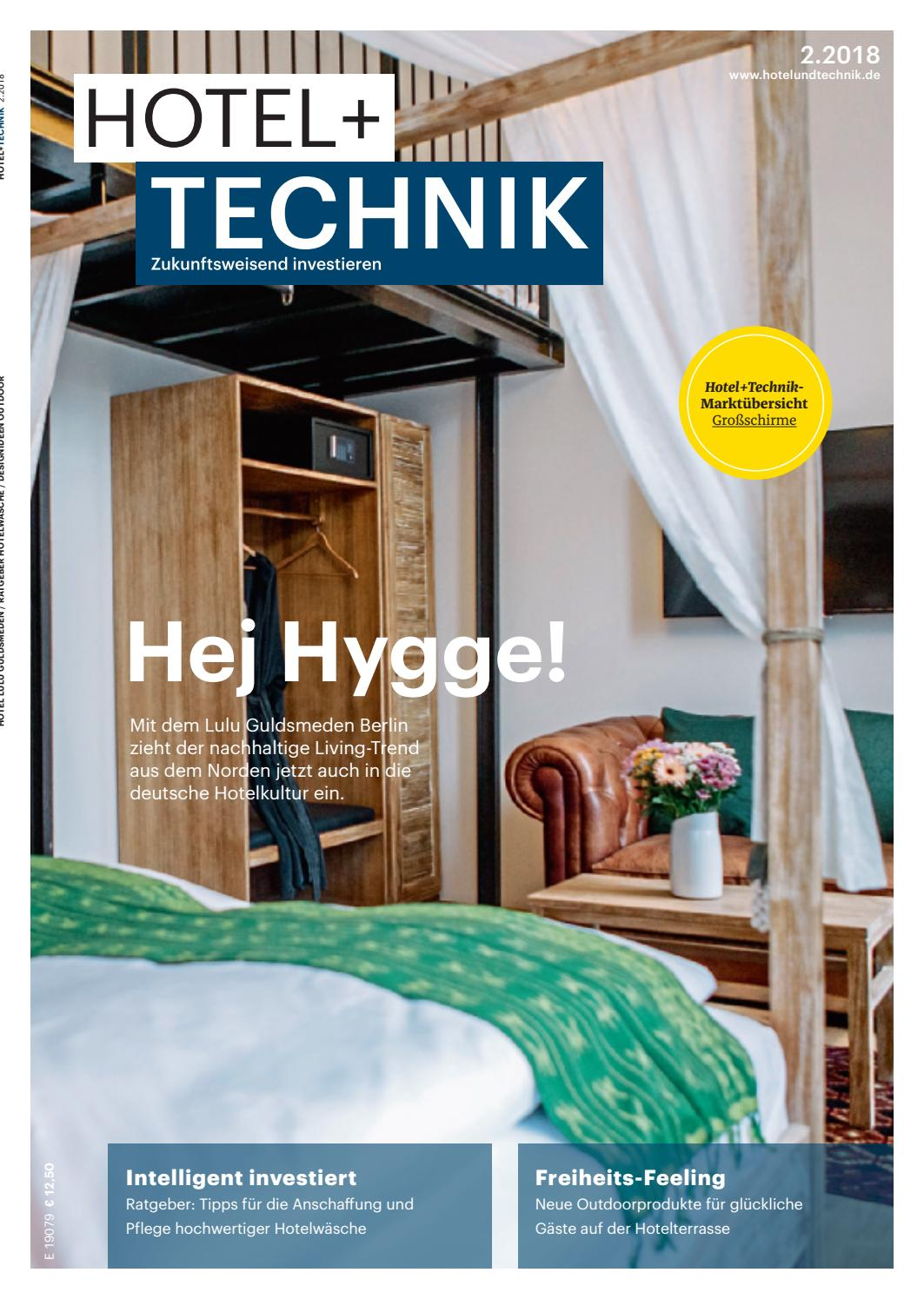 Wäschekrone Bettdecken Hotel Technik Magazine By Rai Amsterdam Issuu