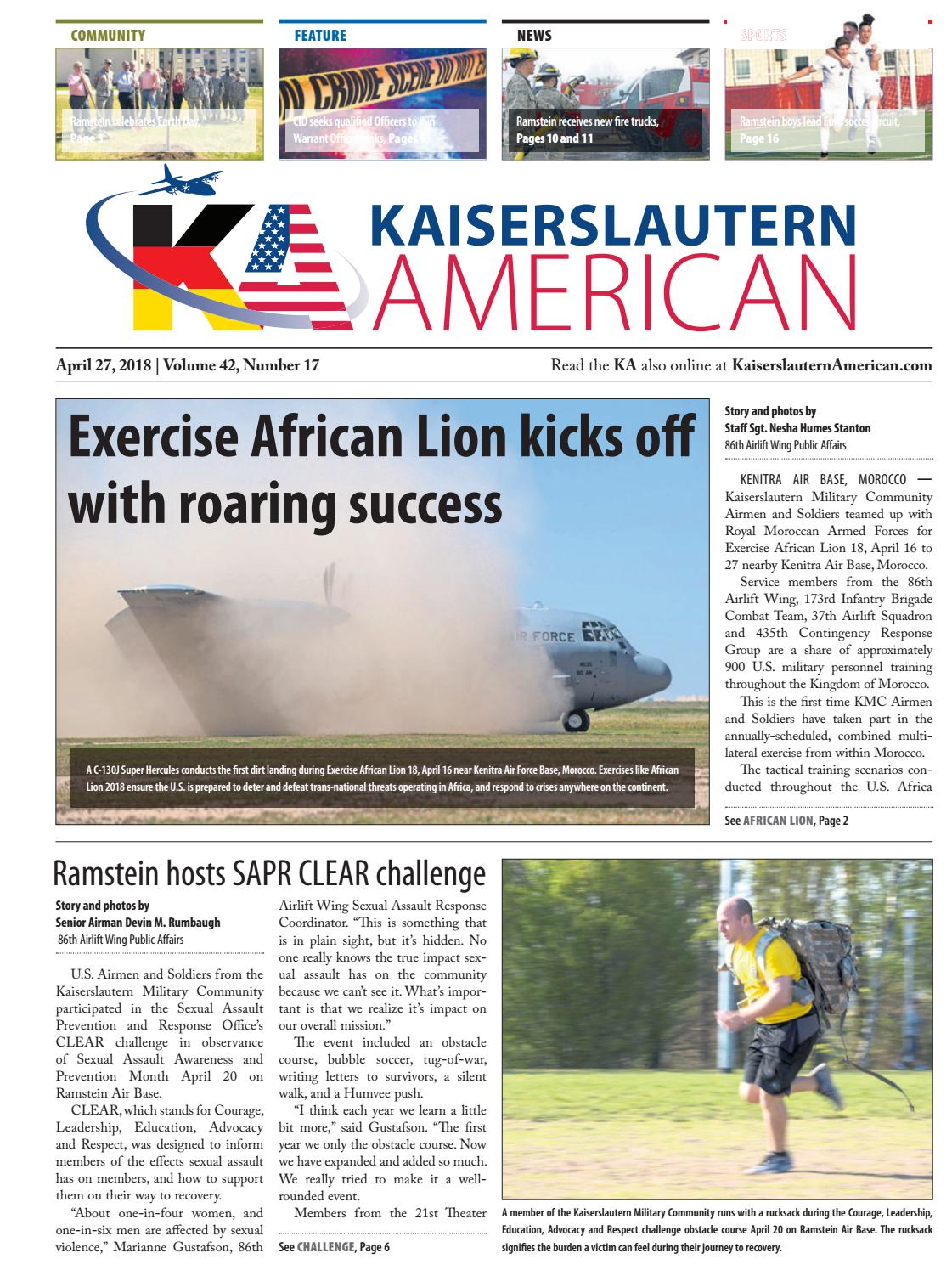 Fiat Kaiserslautern Kaiserslautern American April 27 2018 By Advantipro Gmbh Issuu