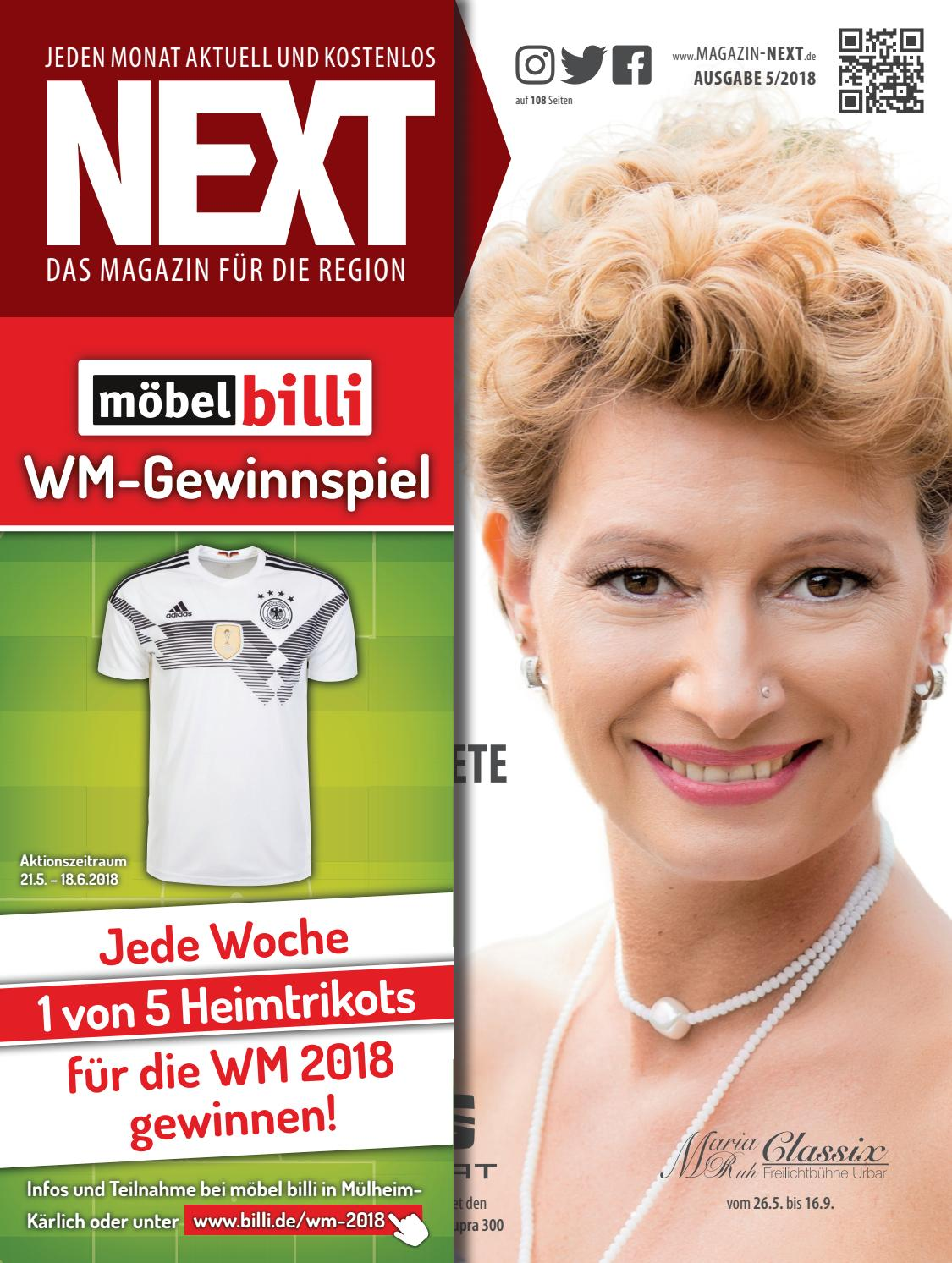 2018 05 Magazin Next Koblenz By Werbeagentur Blick Fang Issuu