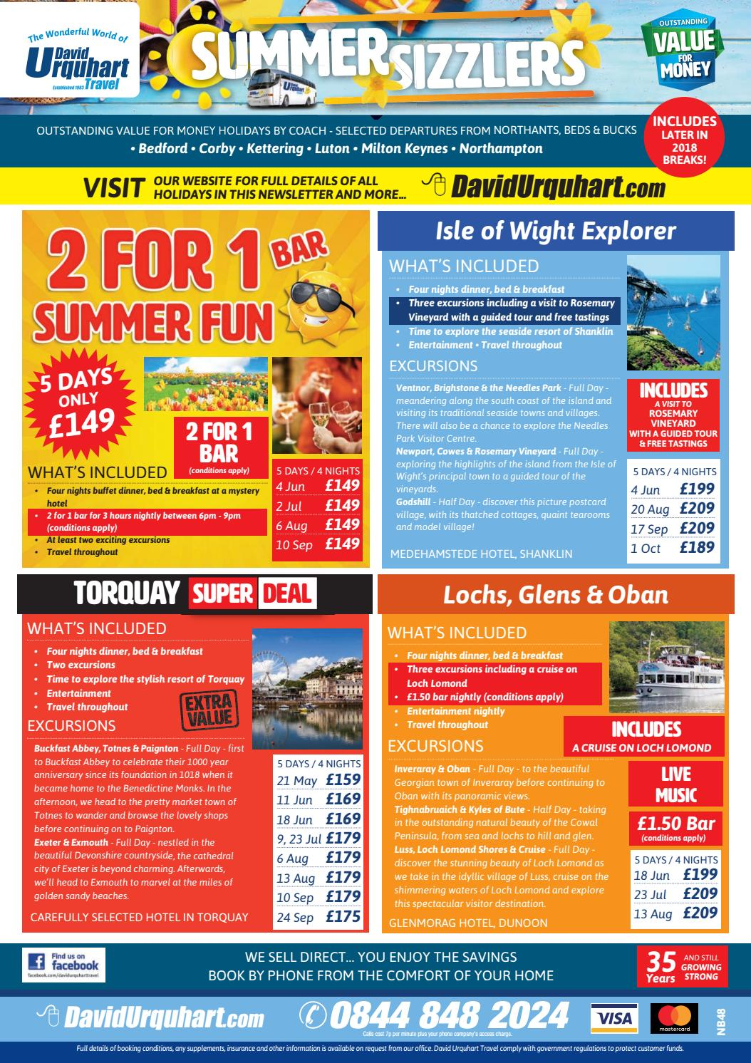 Bed And Breakfast Kettering Summer Sizzlers Northants Beds And Bucks By David