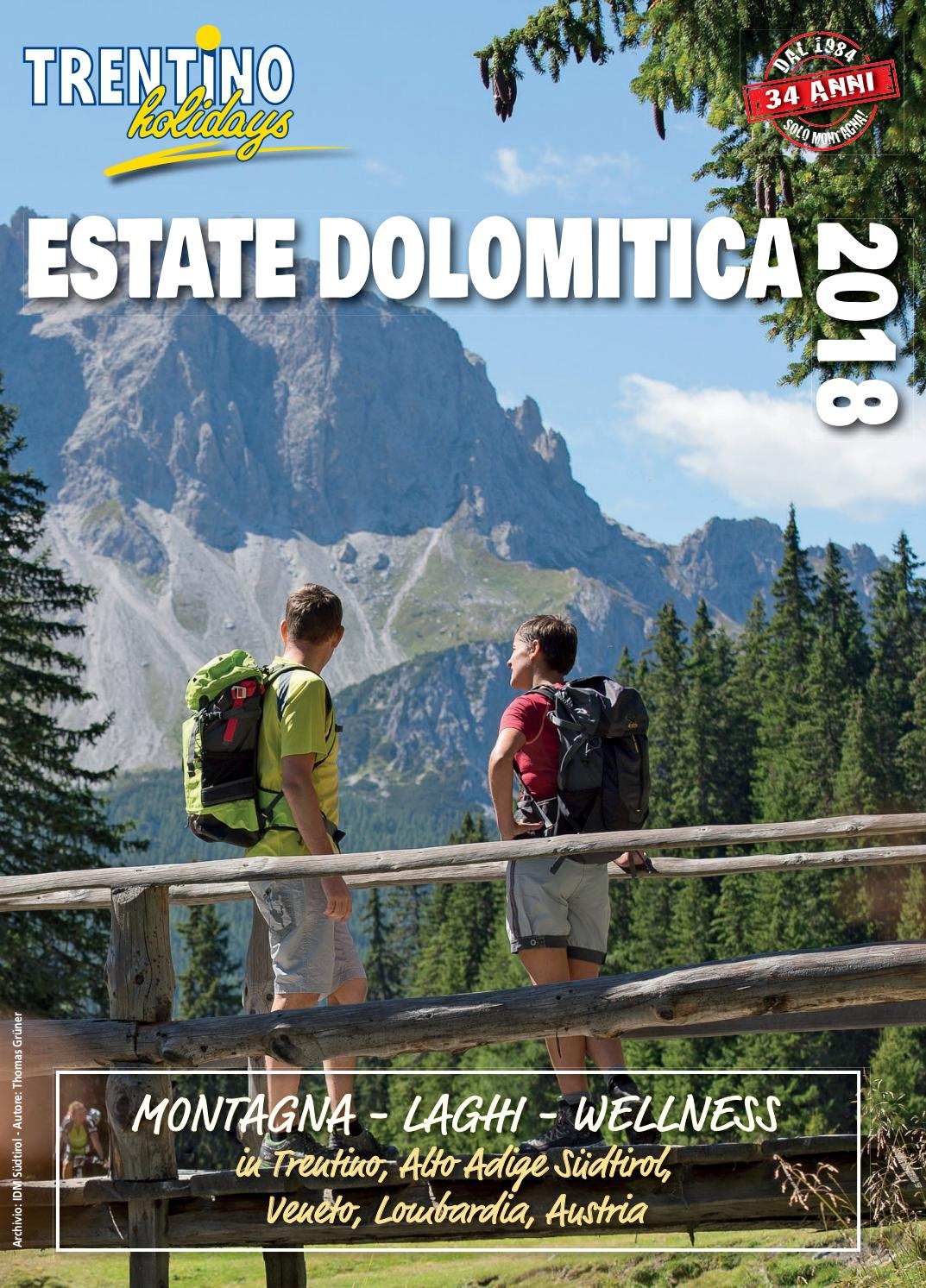 Hotel Caminetto Folgarida Booking Trentino Holidays Catalogo Estate 2018 By Enrico Luchi Issuu