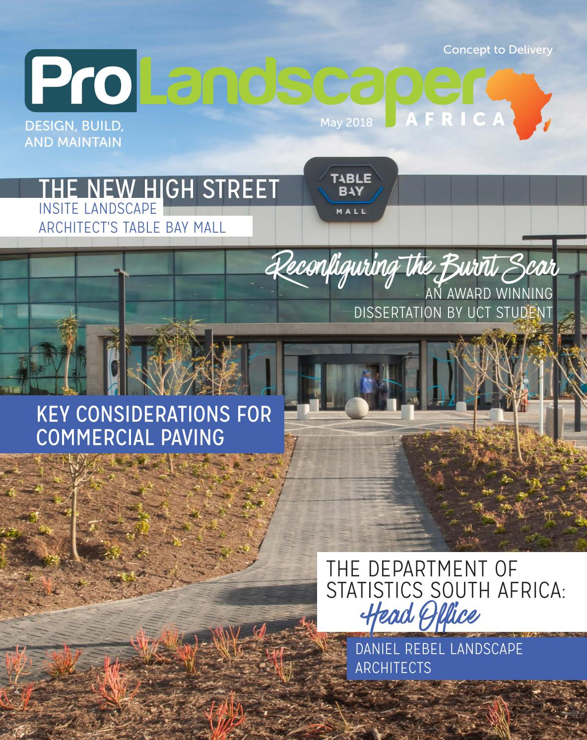 Centre Commercial Buld Air Pro Landscaper Africa May 2018 By Eljays44 Issuu