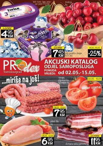 Prodex TG katalog supermarketa od 02-15052018 by Catalogba - issuu