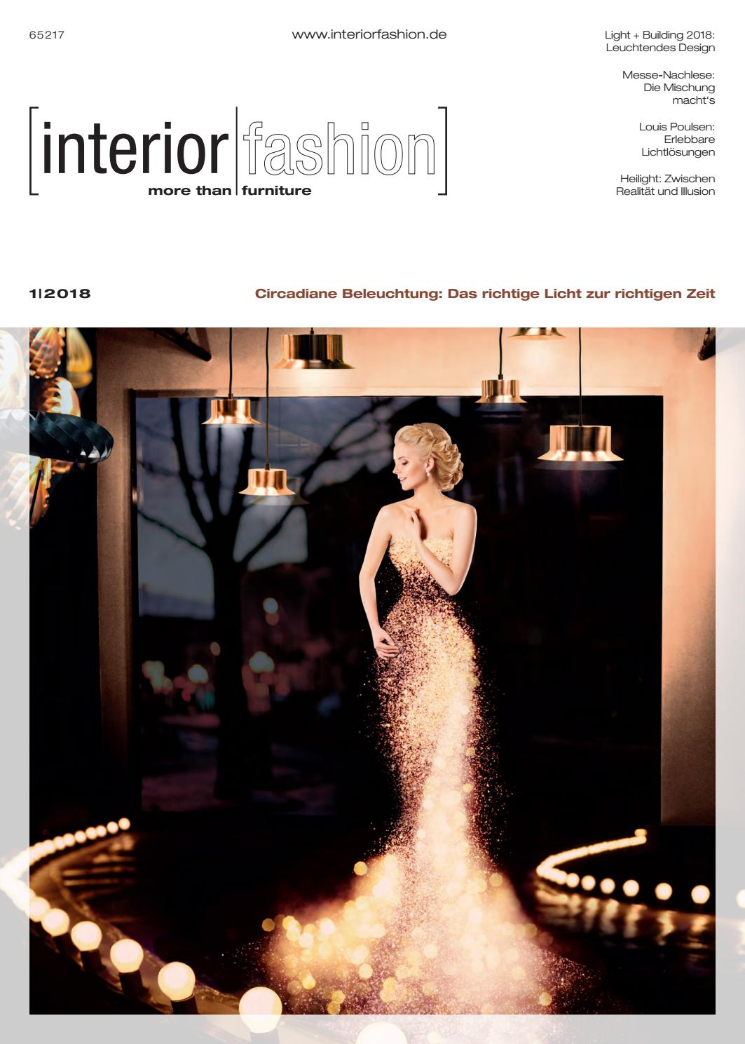 Interiorfashion 1 2018 By Interiorfashion Issuu