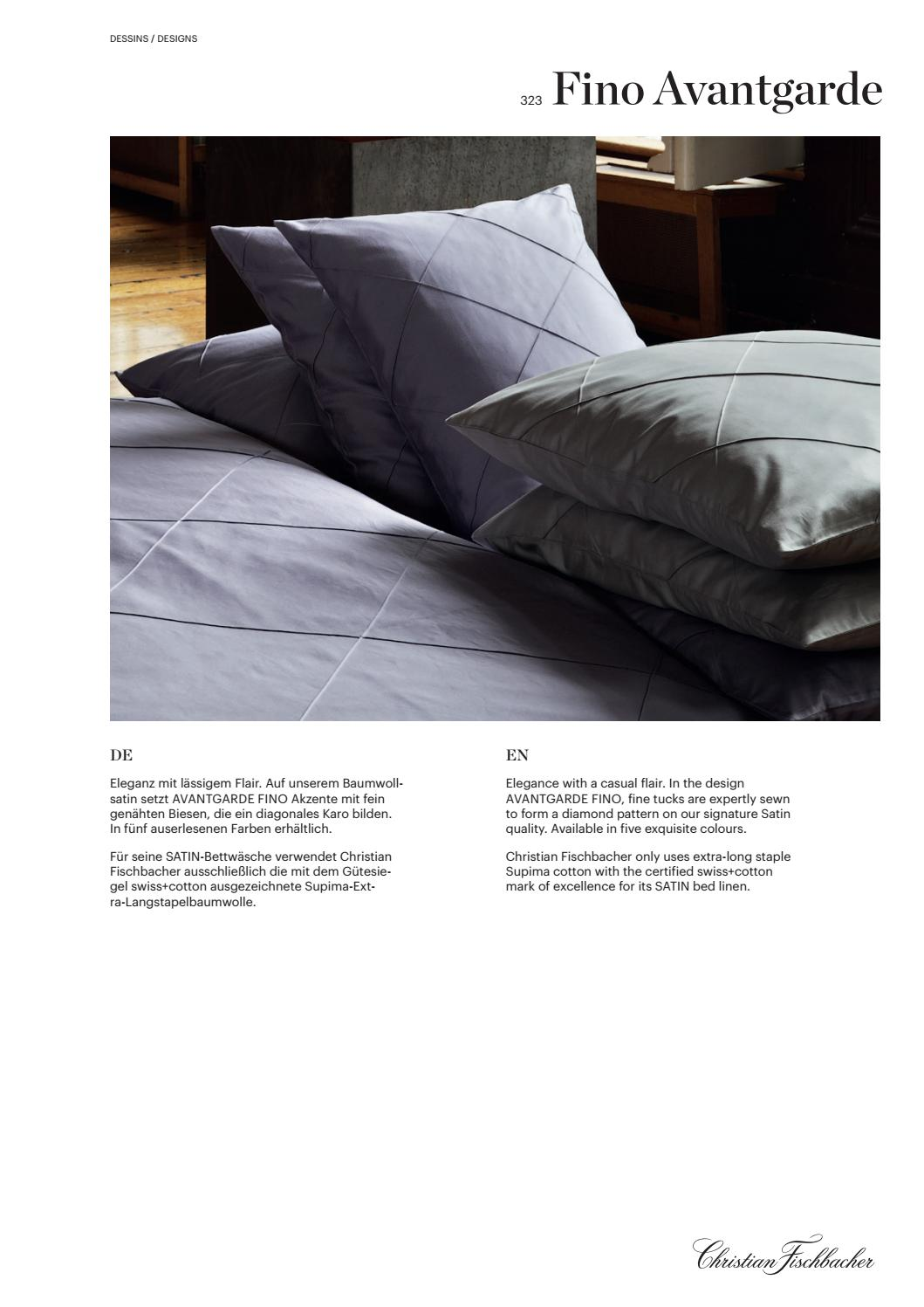 Elegance Bettwäsche Christian Fischbacher Bed Linen Collection By Christian