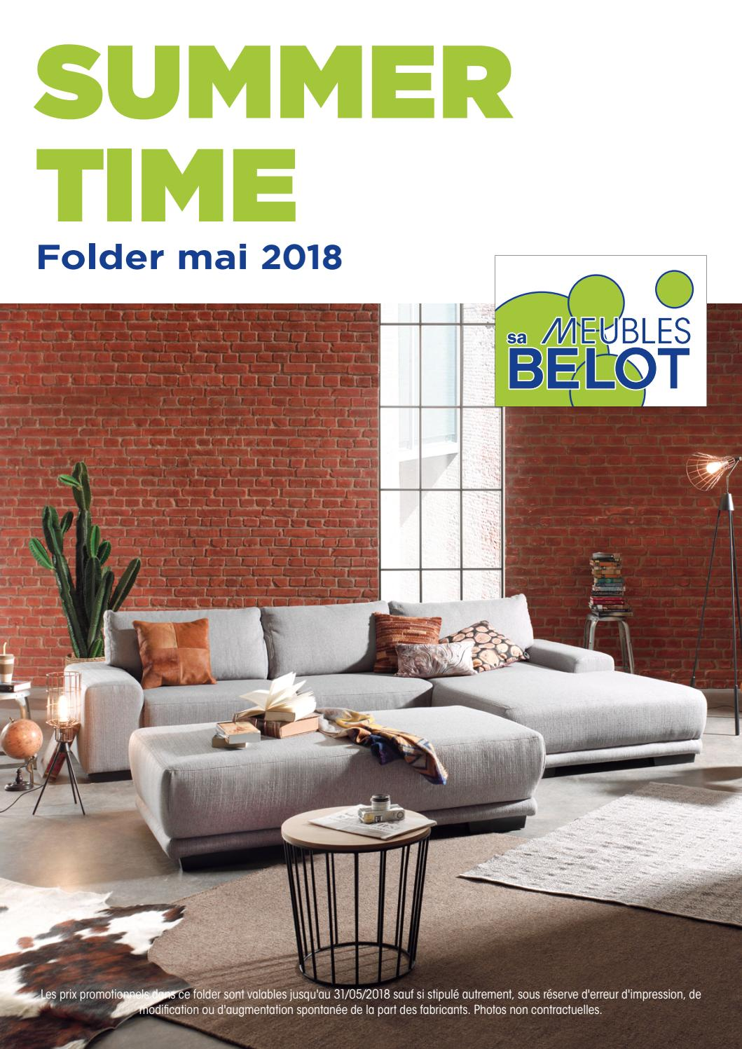 Pub Meubles Belot Belot Folders Mariages Mai 2018 By Meubles Belot Sa Issuu