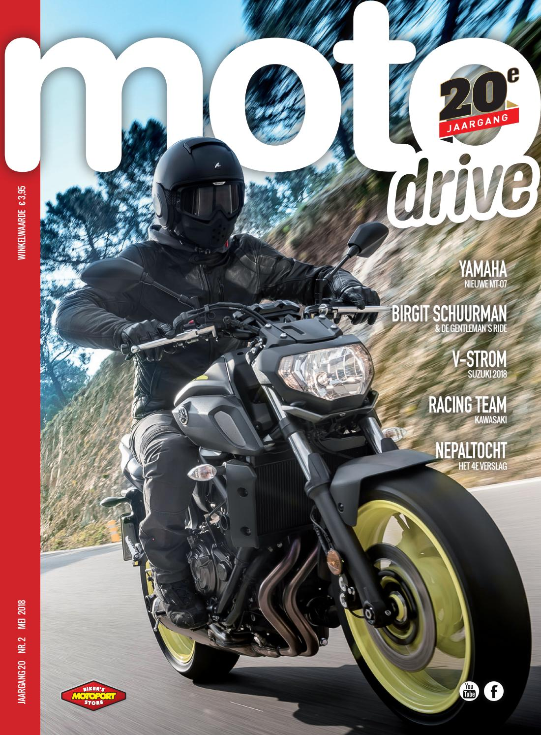 Br Hesje Reflecterend Met Led Verlichting Geel Motodrive2 2018 Issuu By Xtra Digital Agency Issuu