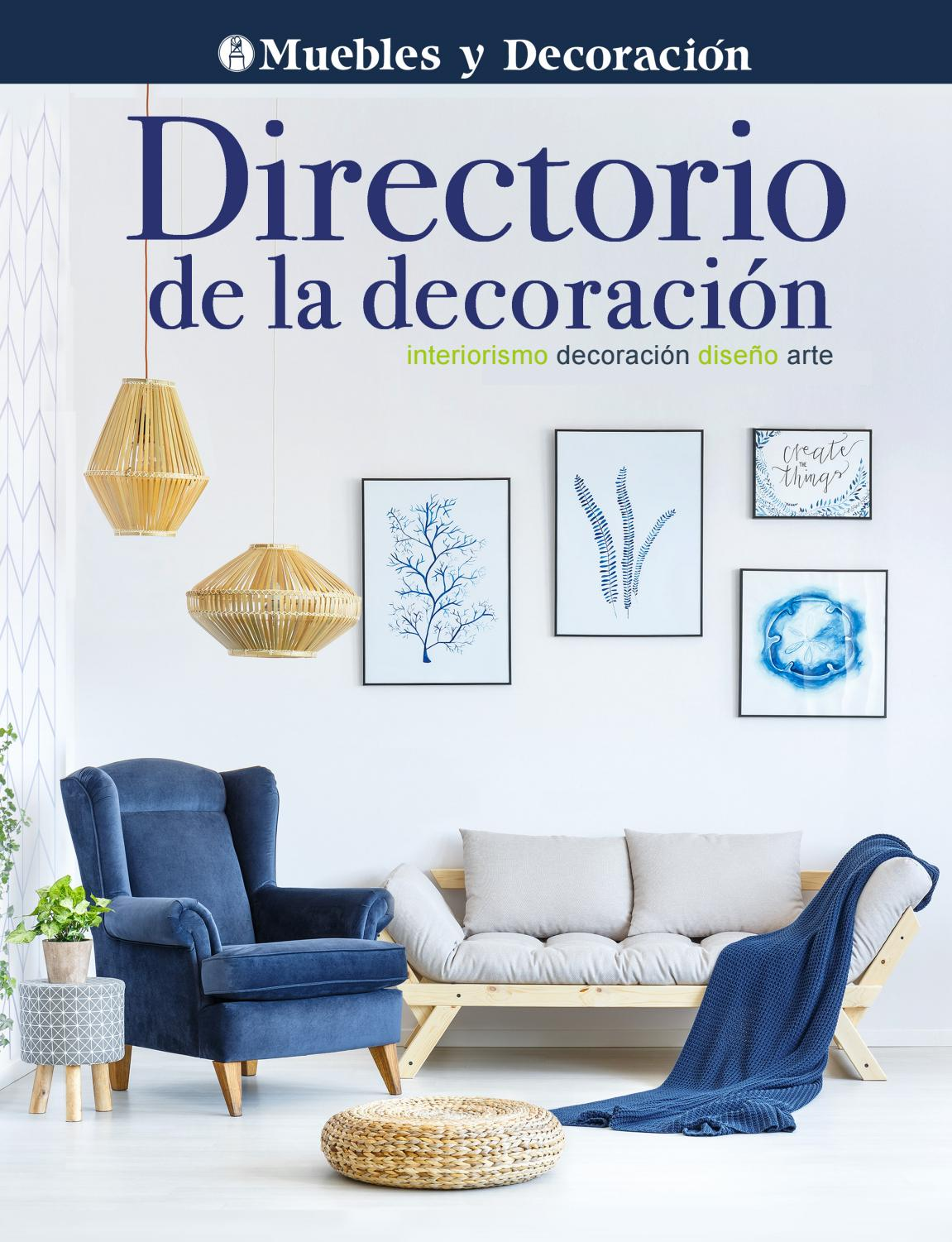 Muebles Hermanos Mora Directorio De La DecoraciÓn By Revista Muebles Y Decoración Issuu