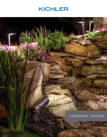 Kichler Landscape Lighting Catalog by Astro Masonry - issuu