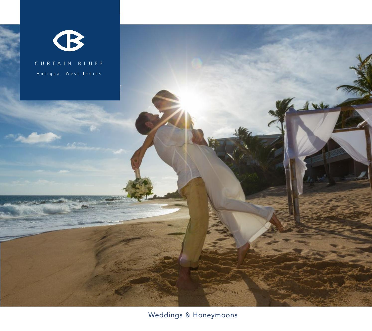 Antigua Curtain Bluff Curtain Bluff Antigua Wedding Brochure By Essential Detail Issuu