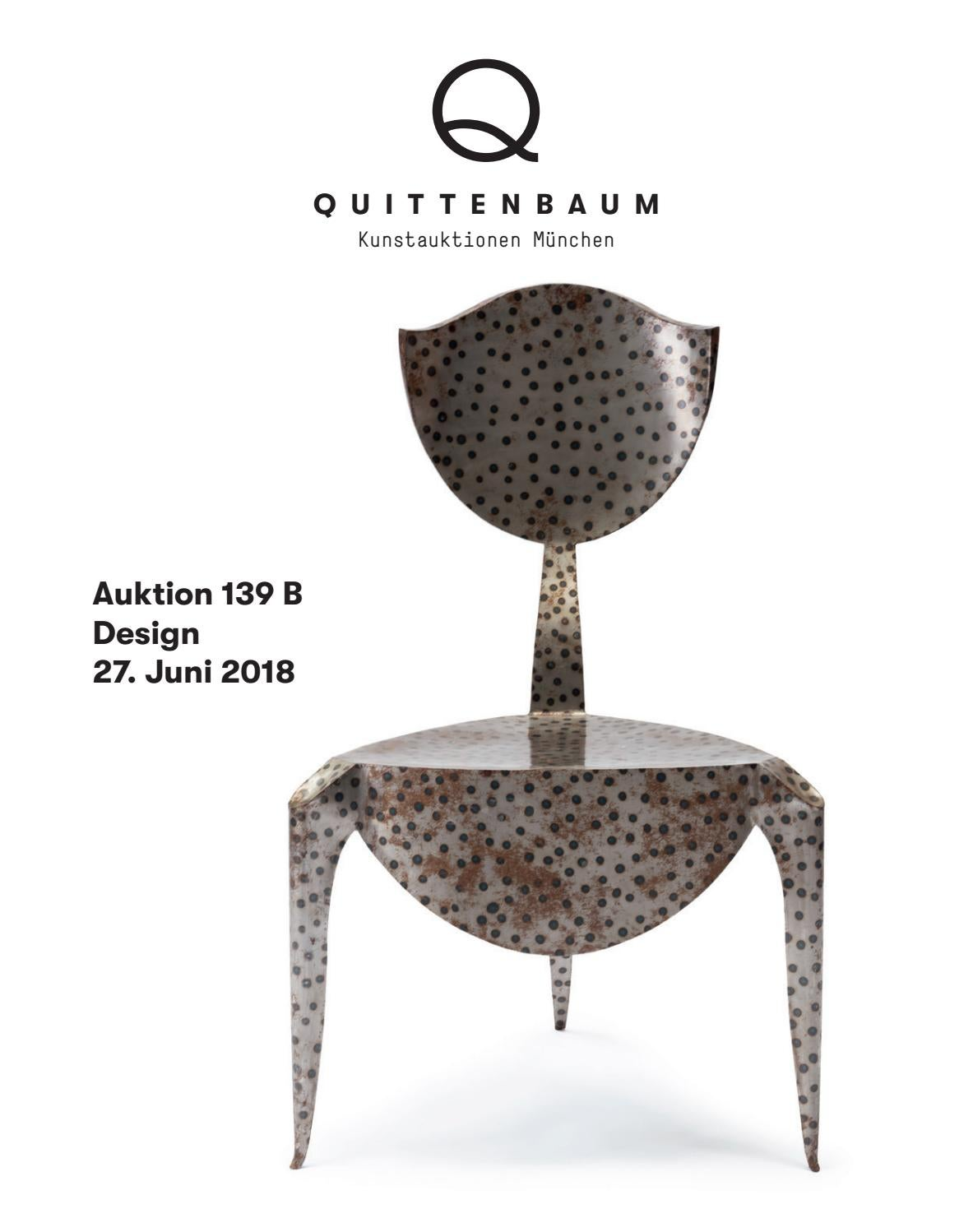 Sessel Asiatisch Auction 139 B Design Quittenbaum Art Auctions