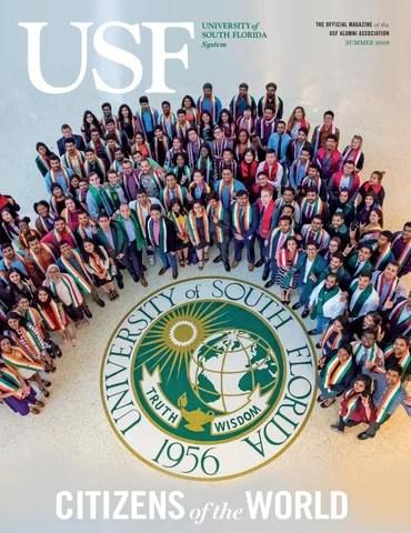 USF Magazine Summer 2018 by USF magazine - issuu