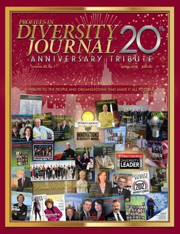 Diversity Journal 20th Anniversary Tribute by Diversity Journal - issuu