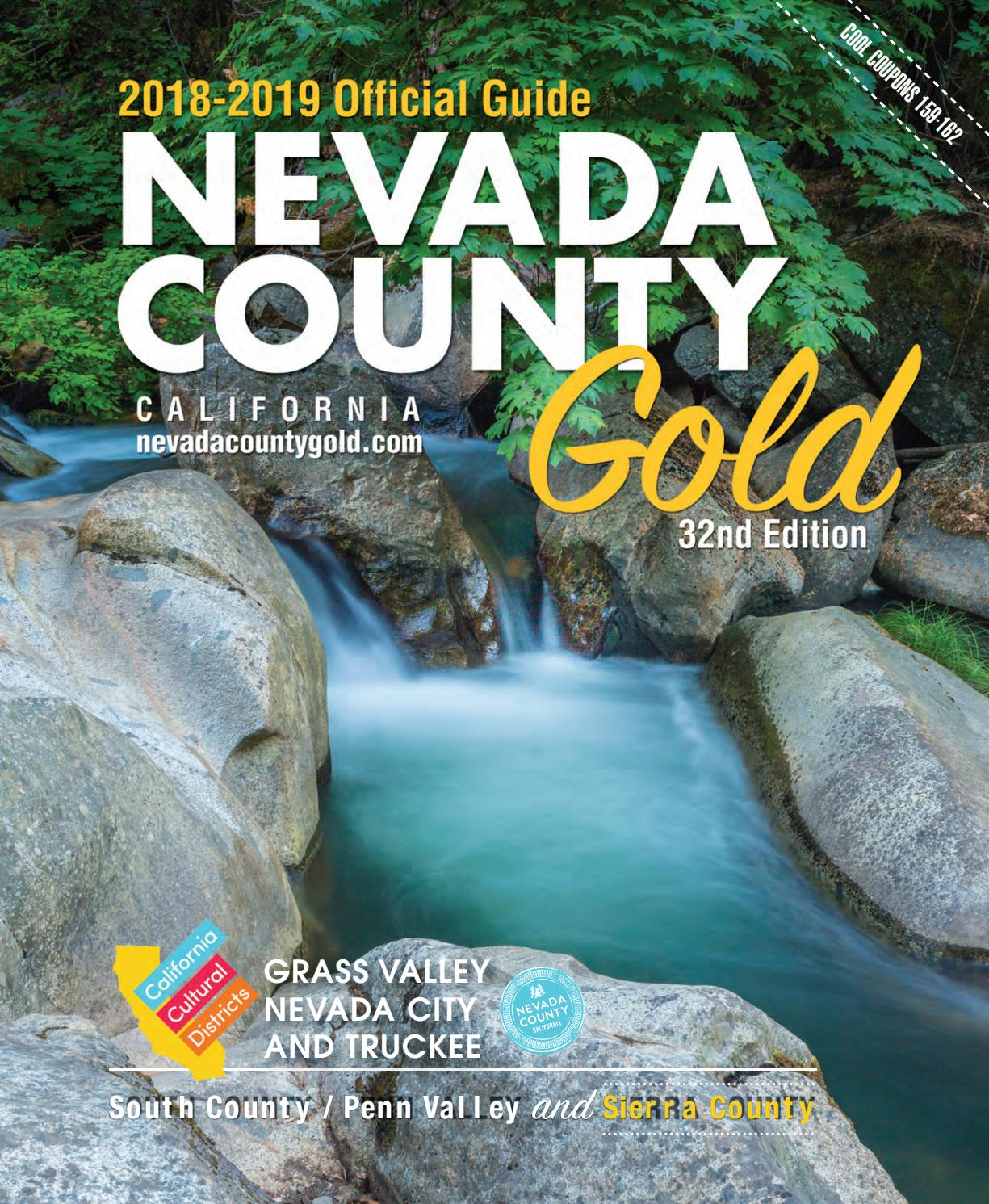 Cucina Restaurant Graeagle 2018 2019 Nevada County Gold Magazine By Symang Issuu