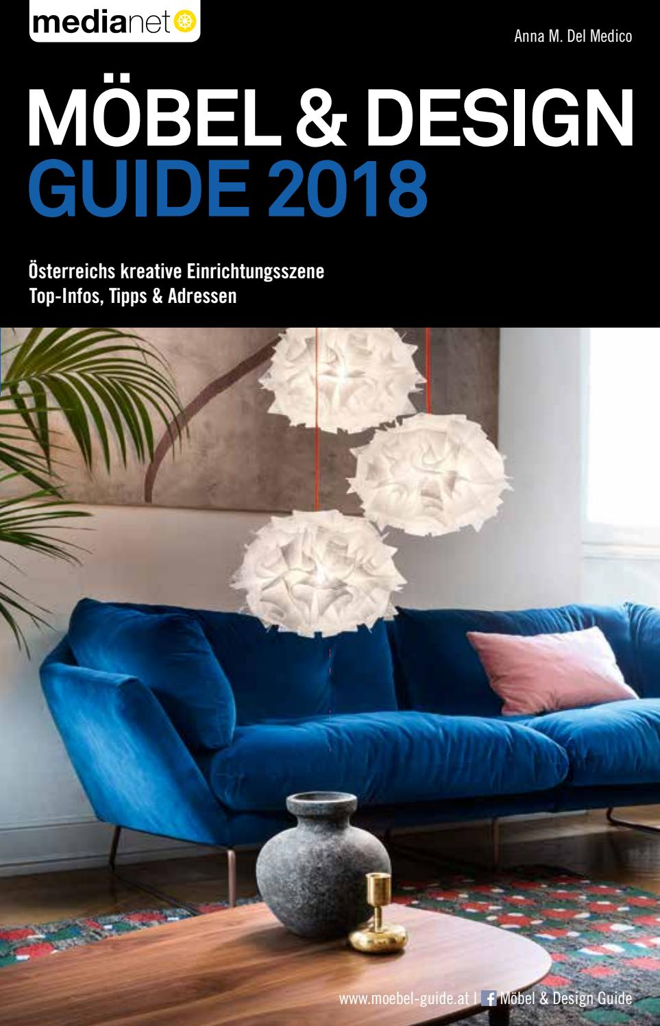 Möbel Design Guide 2018 By Medianet Issuu