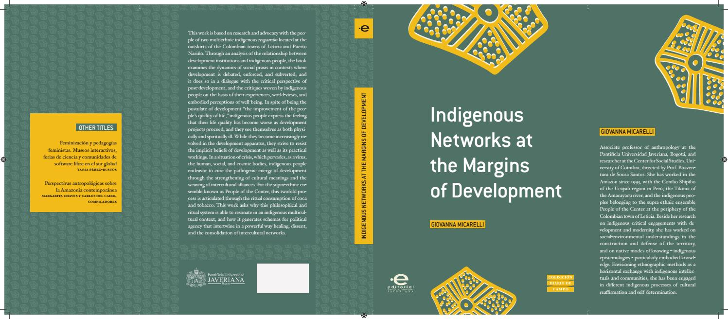 Cash Pooling Y Precios De Transferencia Indigenous Networks At The Margins Of Development By
