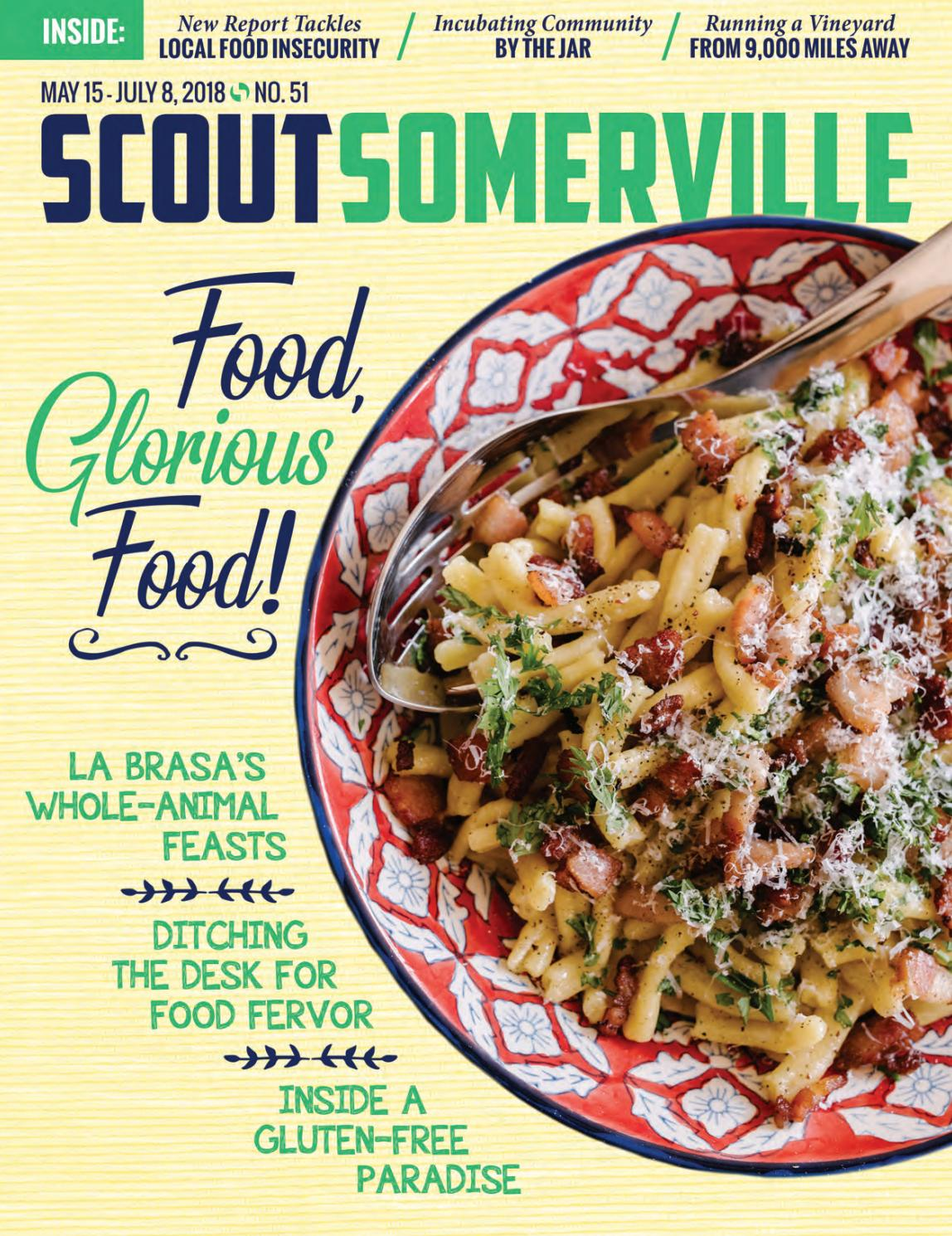 La Cucina Somerville Nj Scout Somerville Food Glorious Food