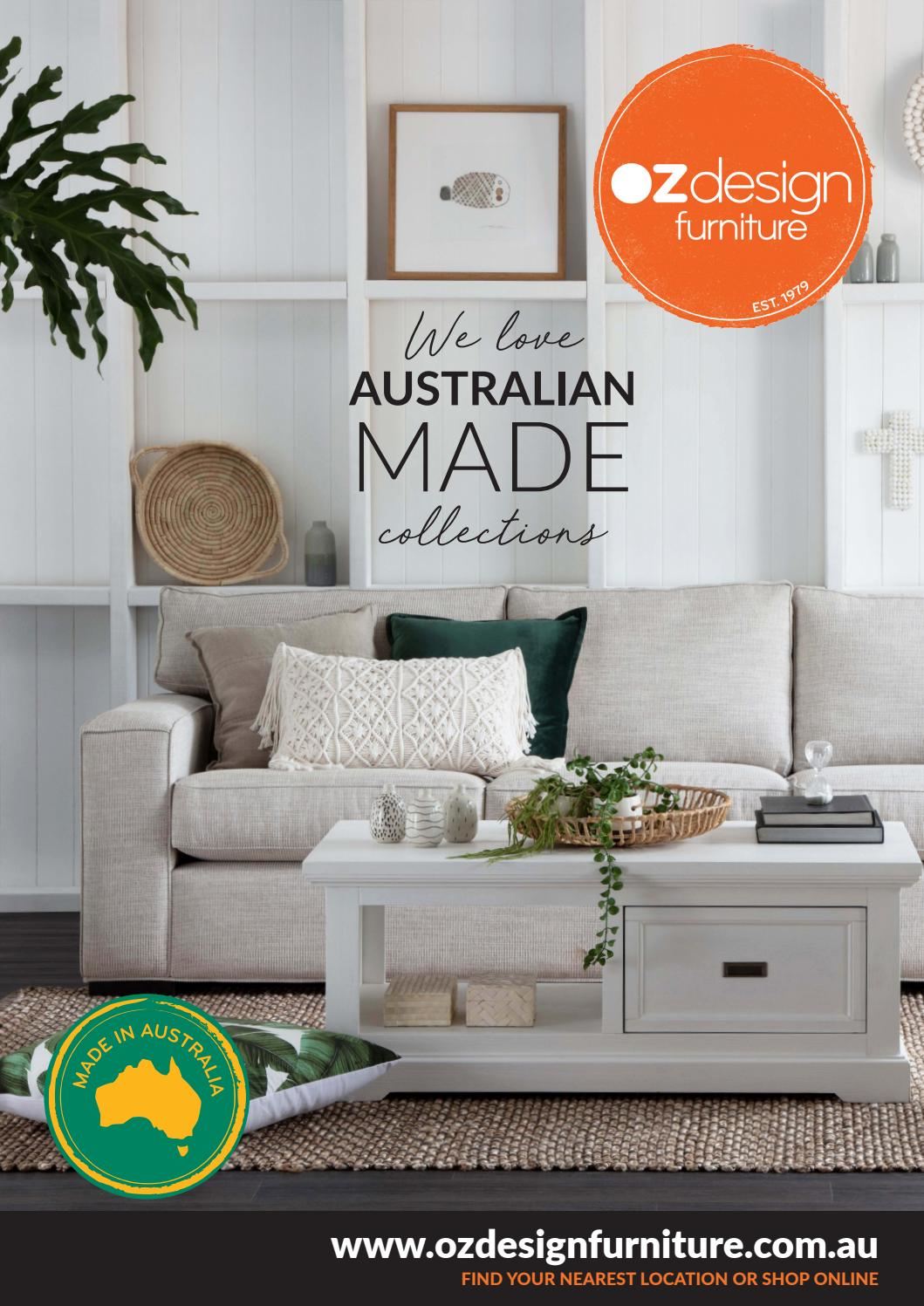 Australian Made Sofas We Love Australian Made Collections Oz Design Furniture By Oz