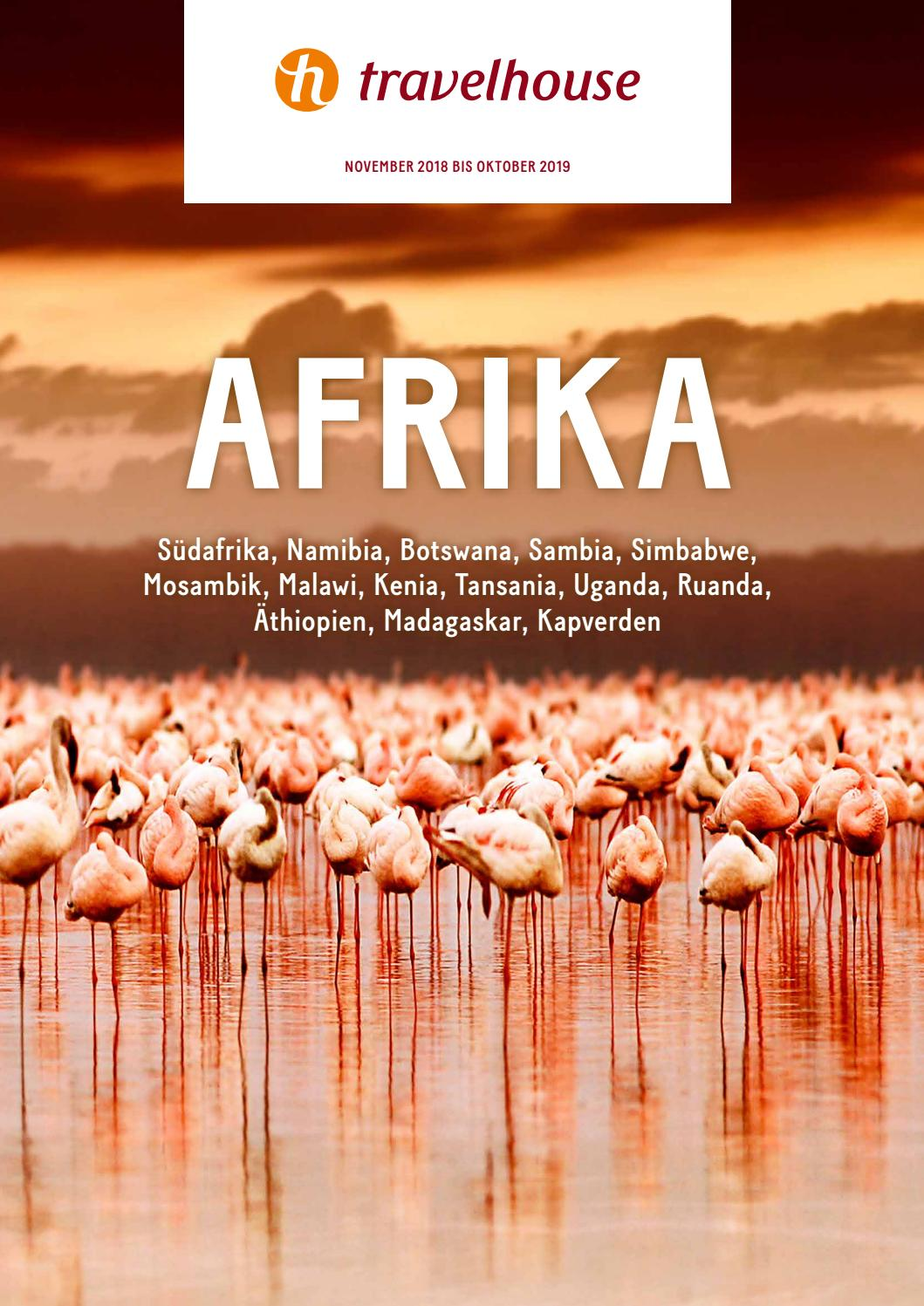 Travelhouse Afrika November 18 Bis Oktober 19 By Hotelplan Suisse Mtch Ag Issuu