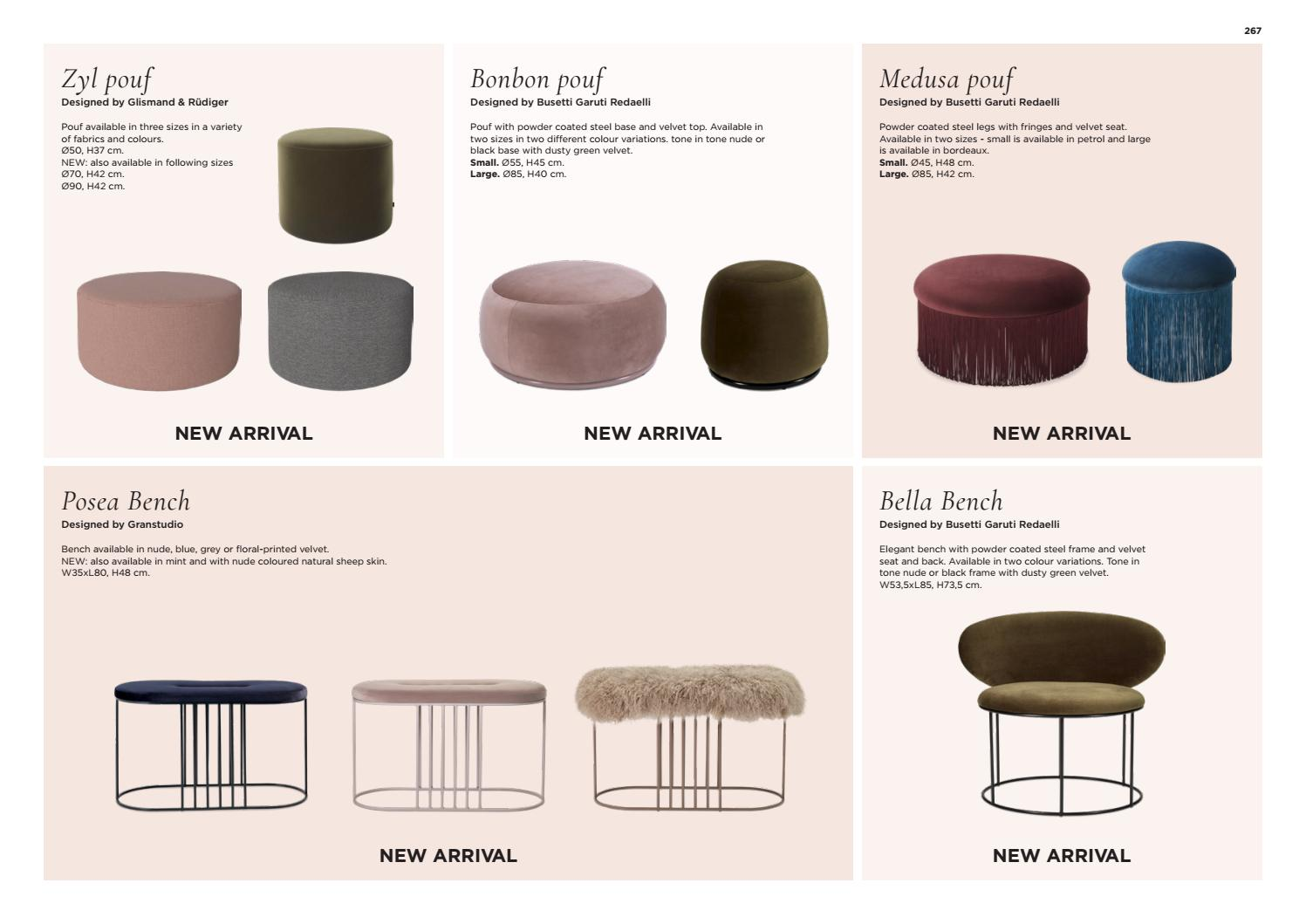 Pouf Mint Lookbook 2018 By Bolia Issuu