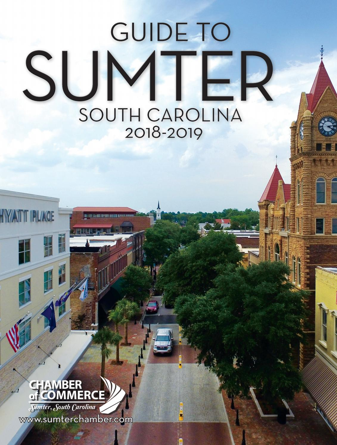 Infant Rolling Chair 2018 2019 Sumter Chamber Guide By The Sumter Item Issuu