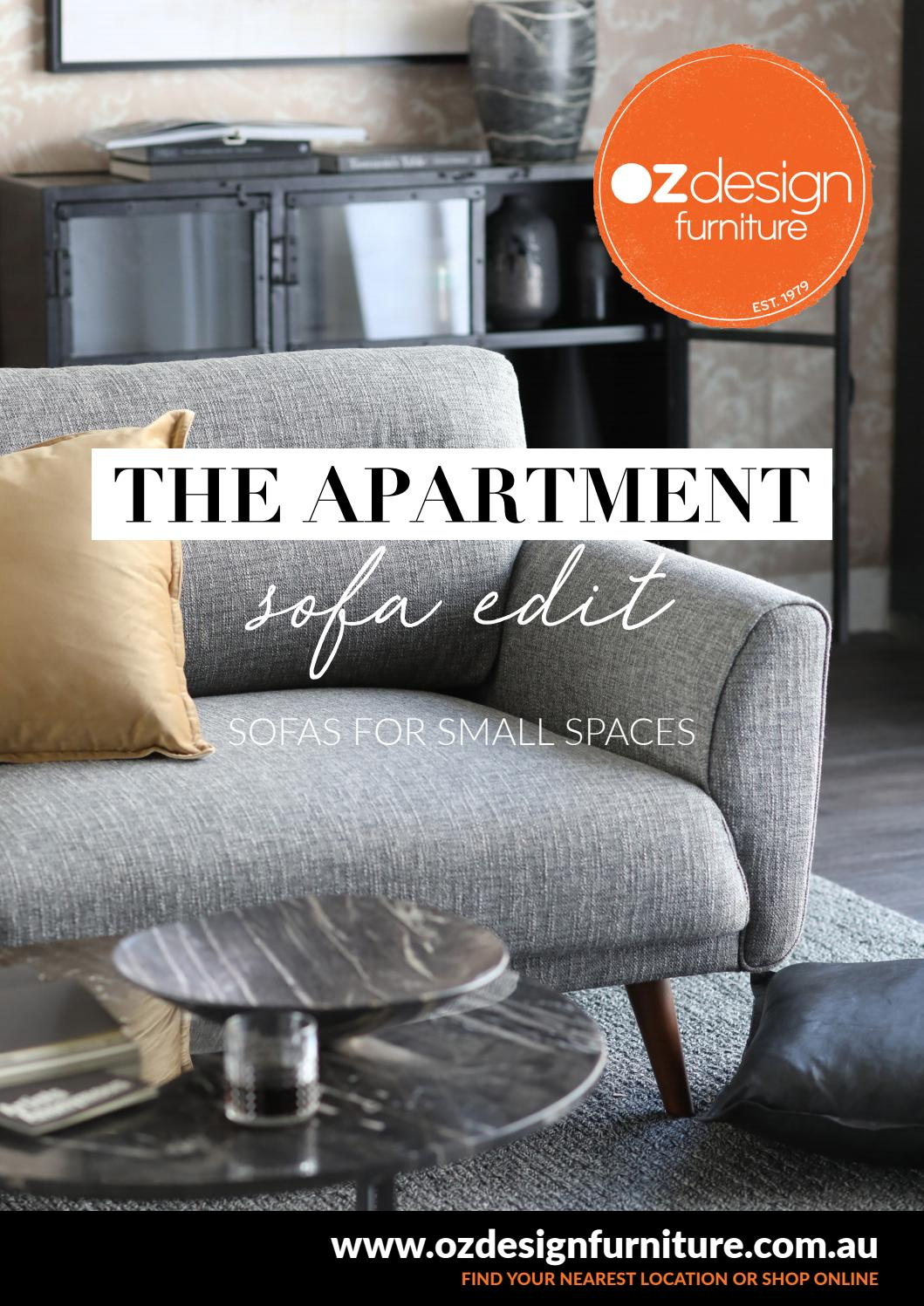Furniture Shops In Hoppers Crossing The Apartment Sofa Edit By Oz Design Furniture