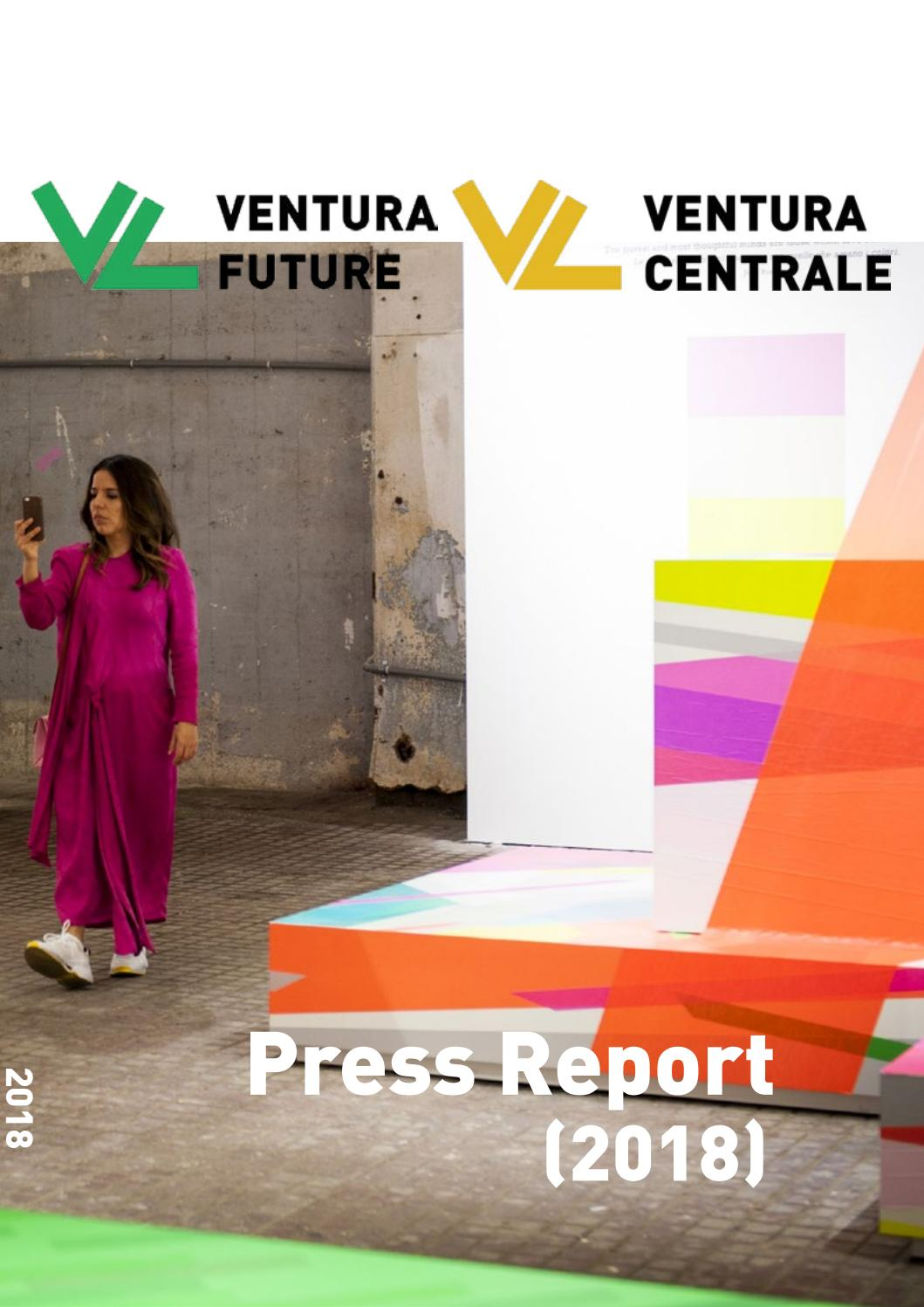 Teppich Aura Poco Ventura Future Ventura Centrale Press Report 2018