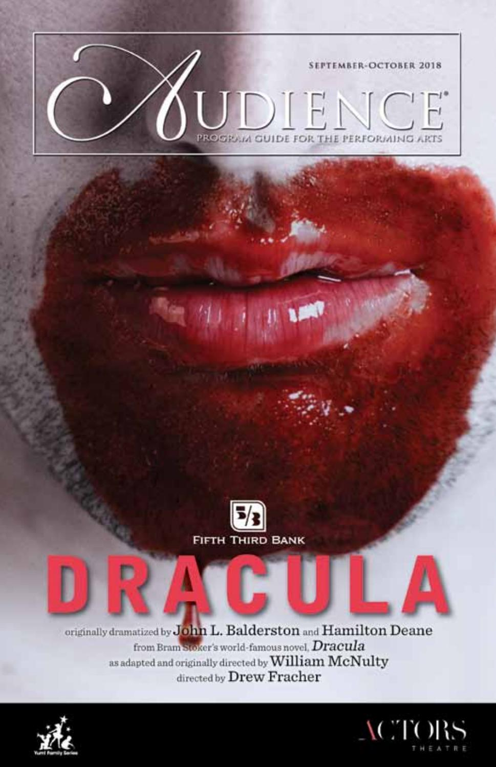 Audience Dracula Actors Theatre September 2018 By Audience502 Issuu