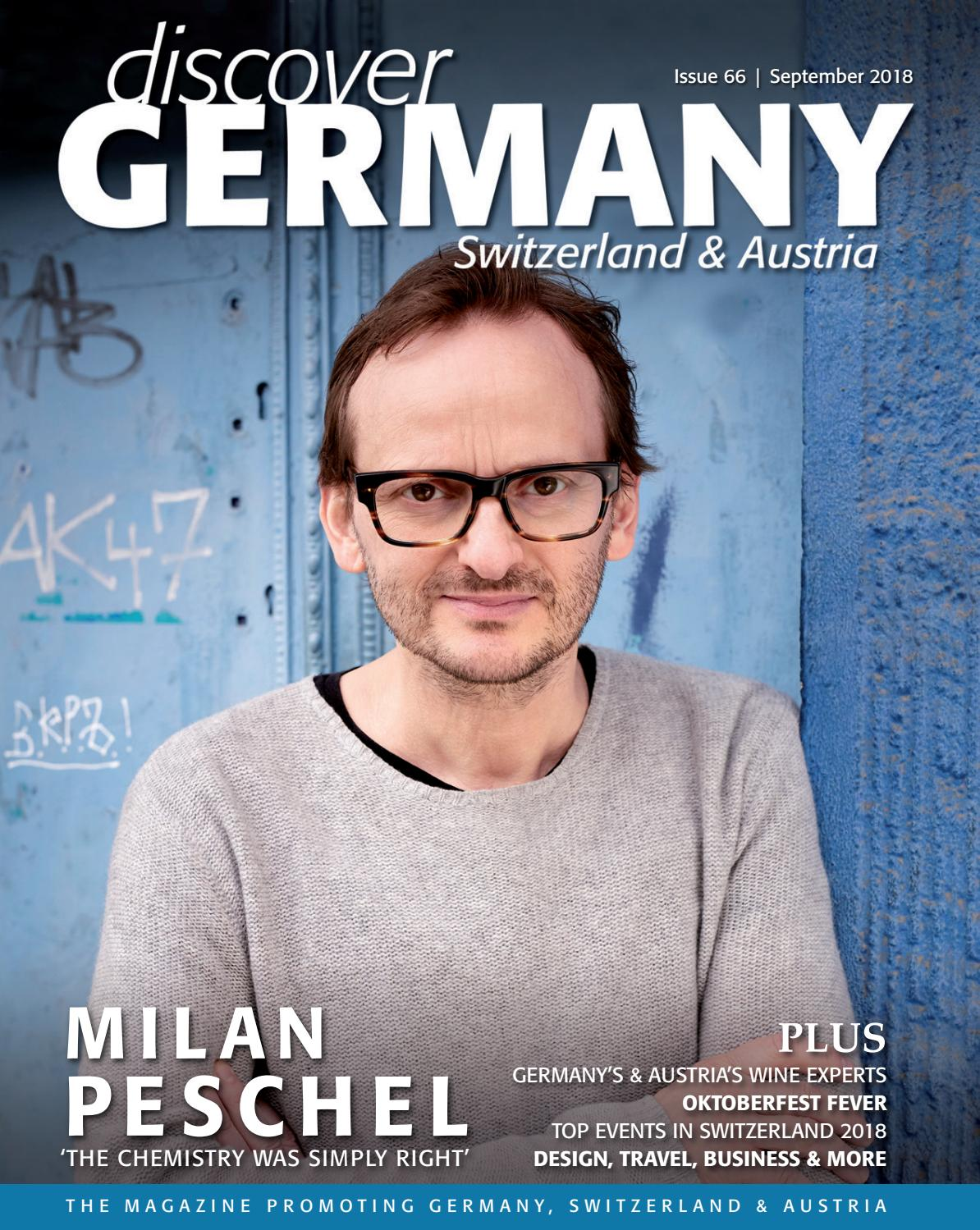 11 Freunde Aktuelle Ausgabe Discover Germany Issue 66 September 2018