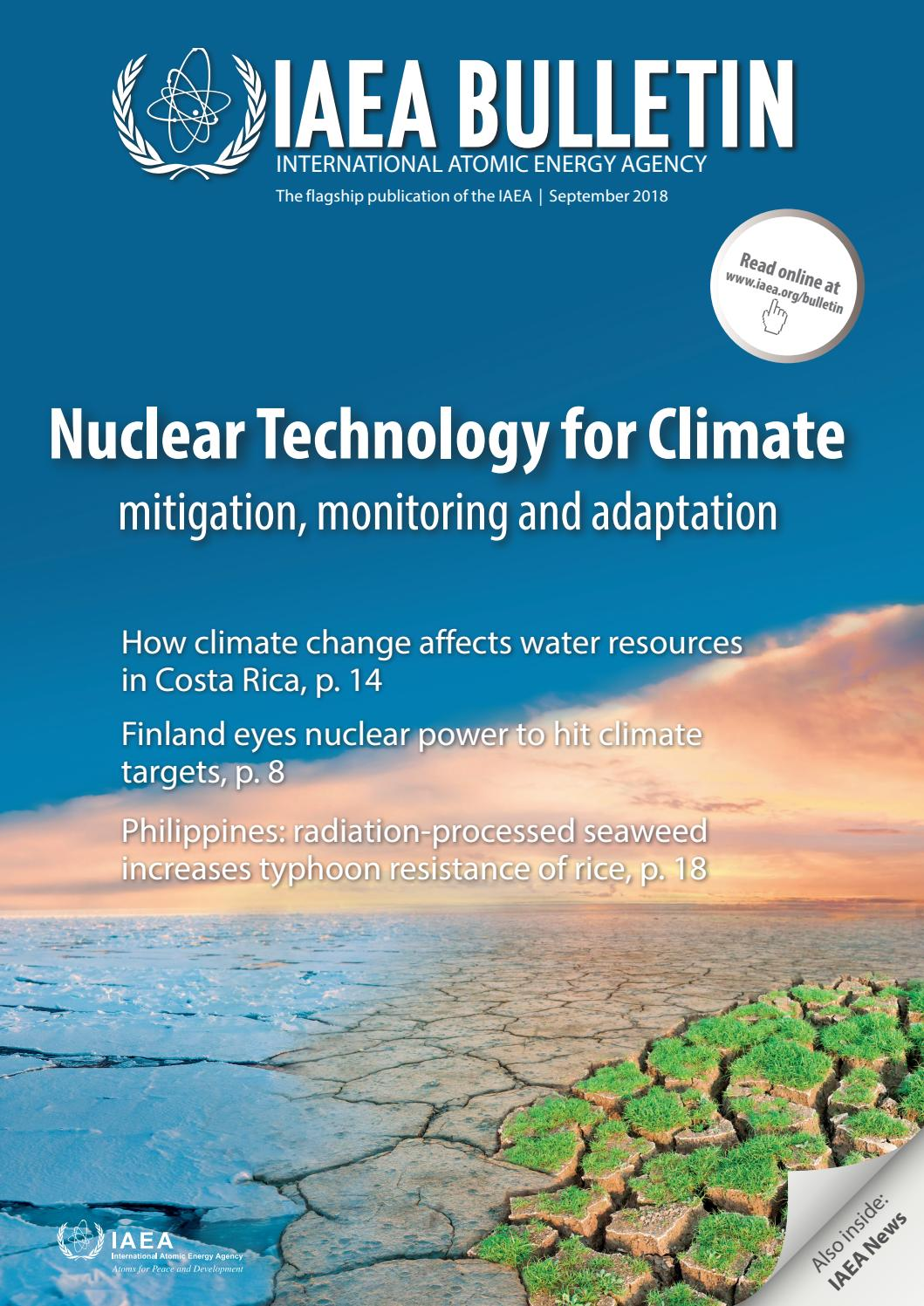 Gattia Baños Nuclear Technology For Climate Mitigation Monitoring And