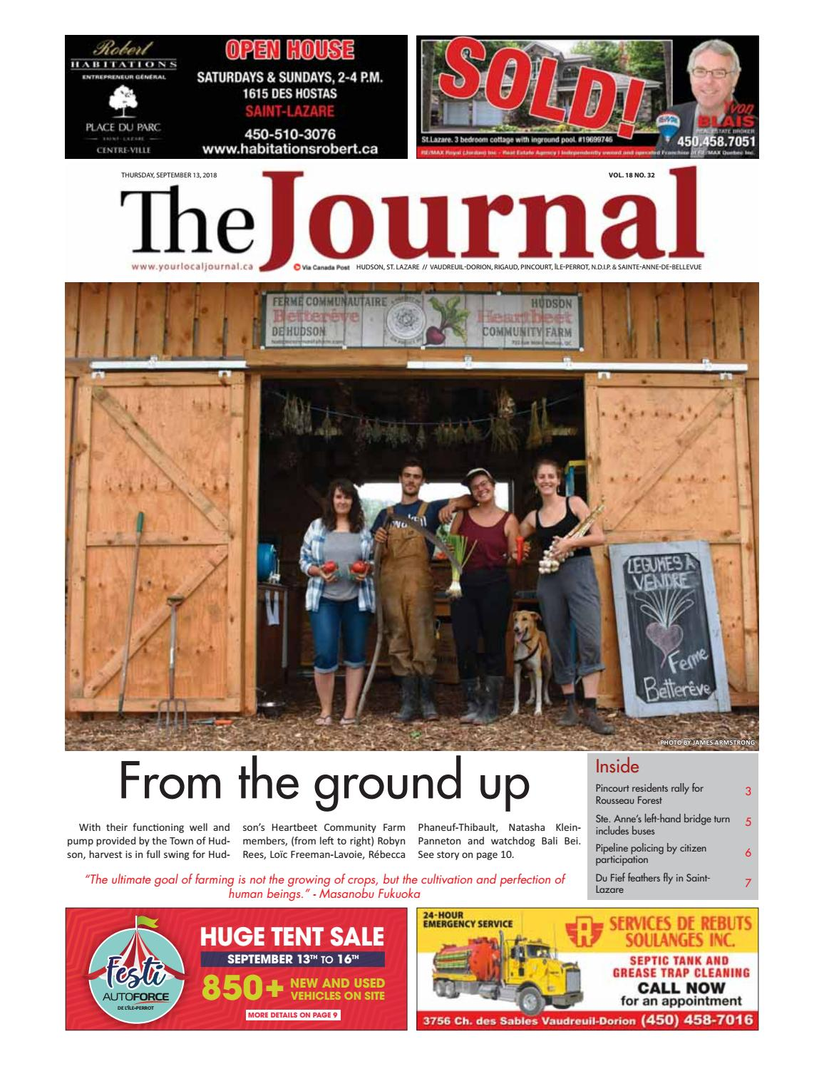 Cabinet Dentaire Saint Lazare The Journal Thursday September 13th 2018 By Your Local Journal