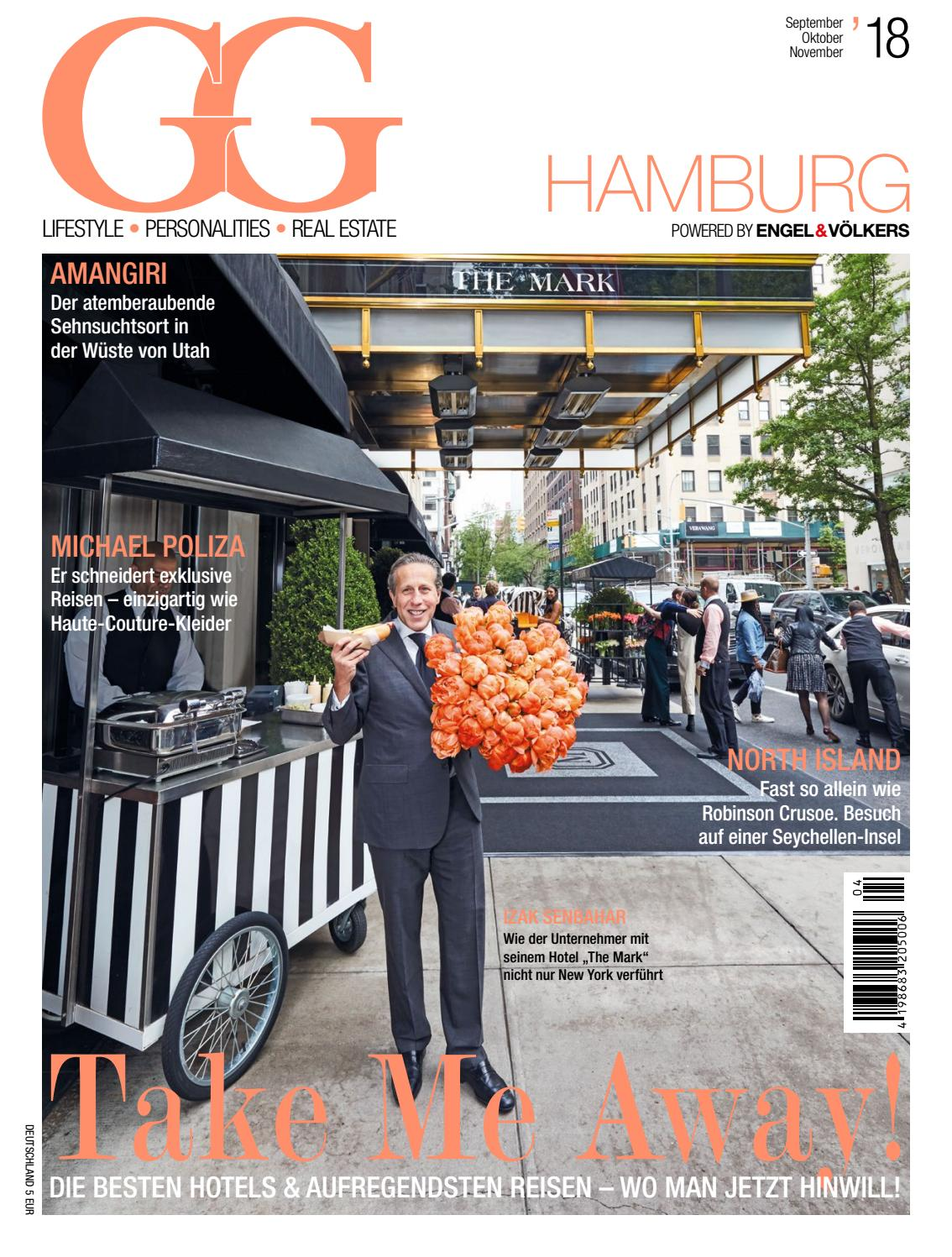 Gg Magazine 04 18 Hamburg By Gg Magazine Issuu