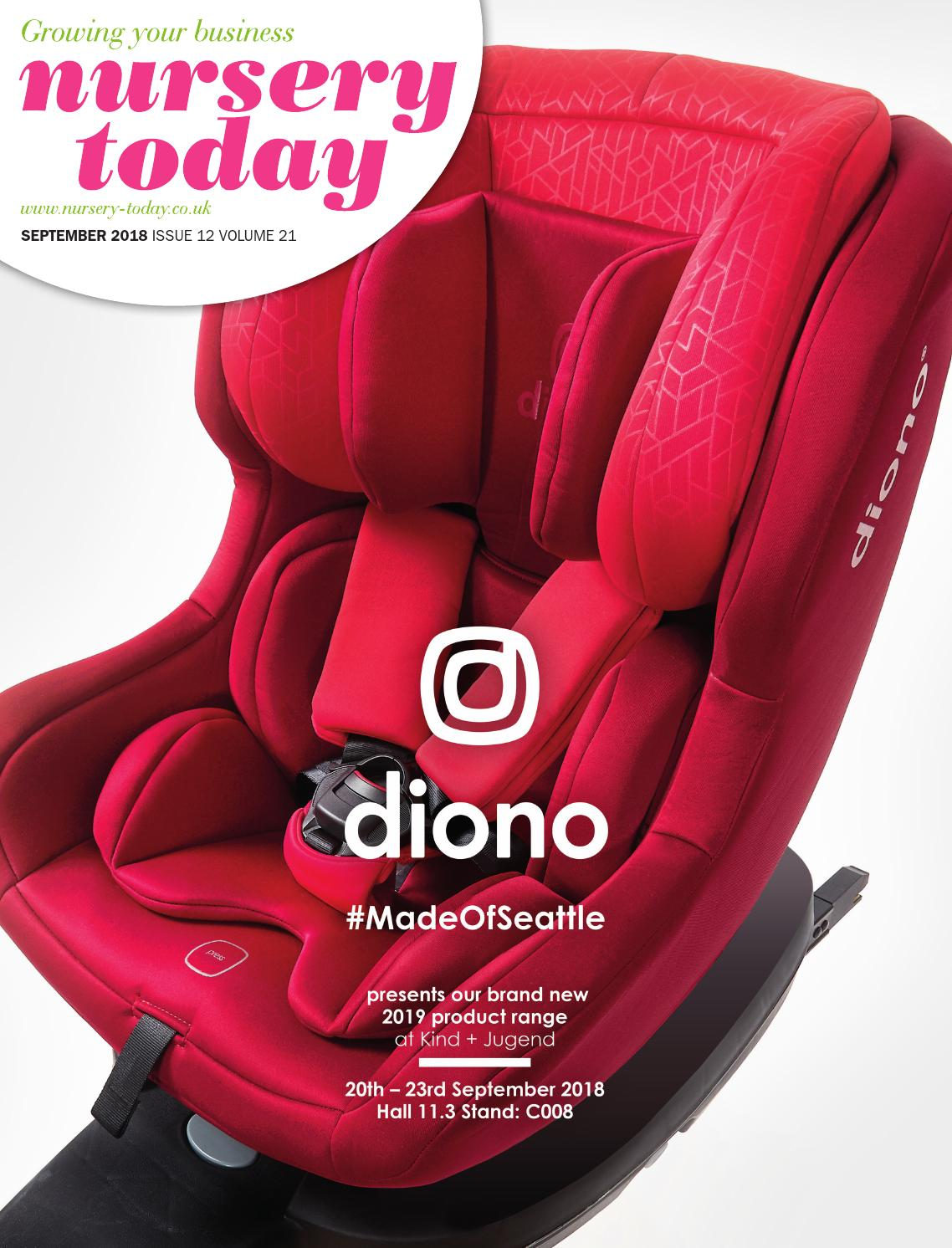 Britax Duo Twin Dolls Buggy Hot Pink Nursery Today By Lema Publishing Issuu