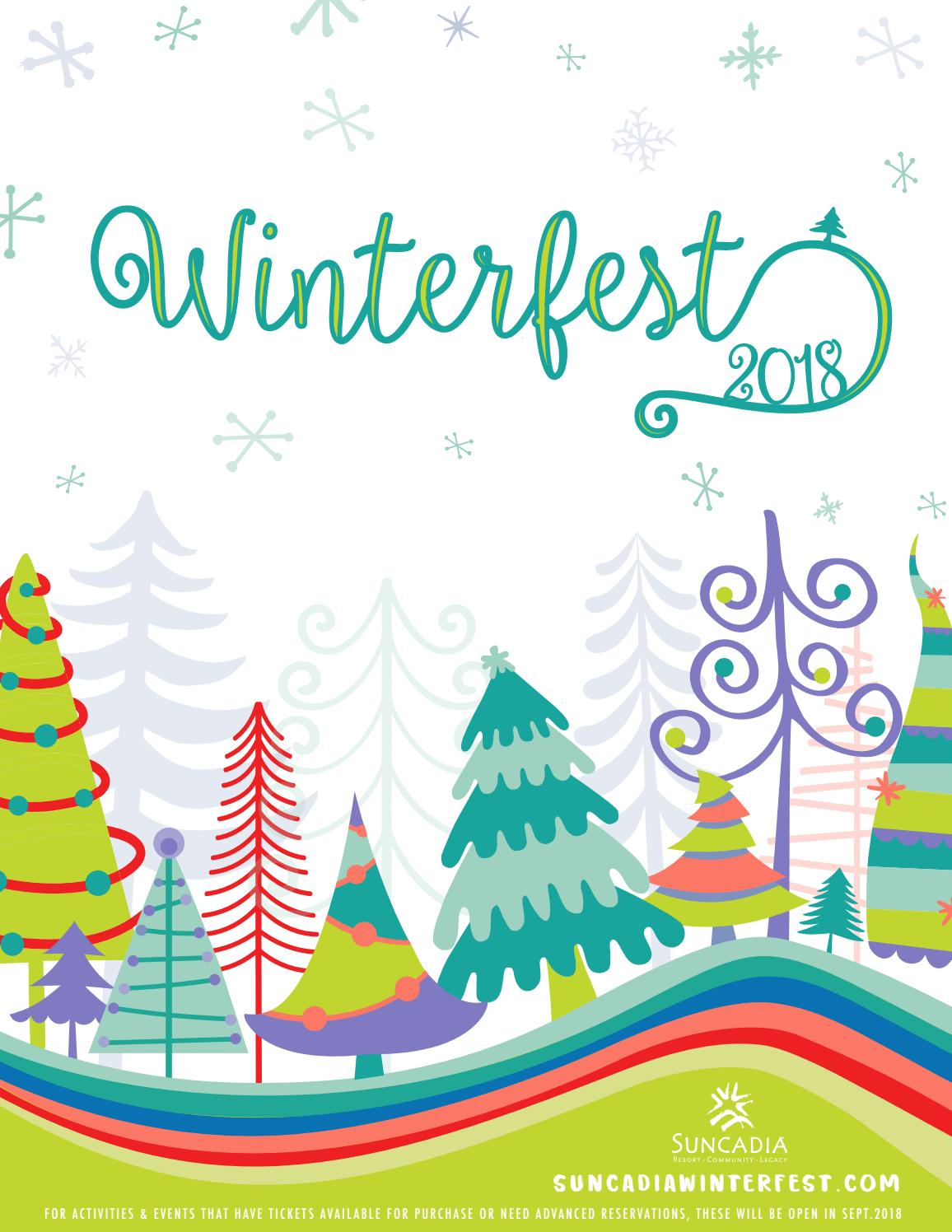Container Haus Winterfest Suncadia 2018 Winterfest Guide By Suncadia Resort Issuu