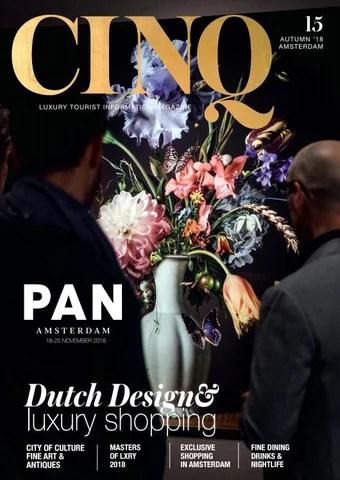 Magazine CINQ by Rachel de Graaf - issuu