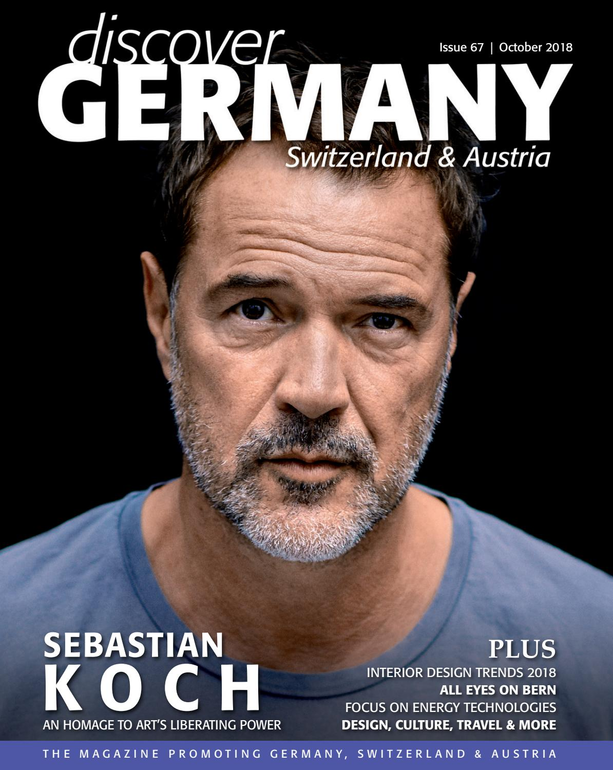 Küchenchefs Tv Now Discover Germany Issue 67 October 2018 By Scan Group Issuu