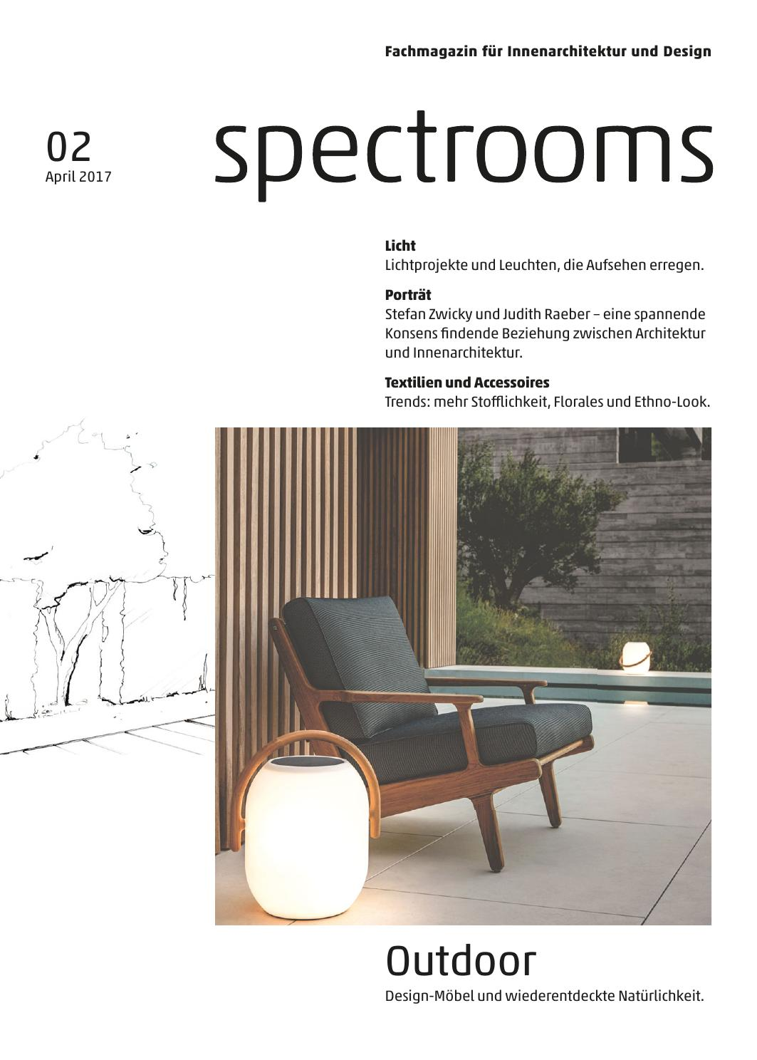 Spectrooms 02 2017 By Bl Verlag Ag Issuu