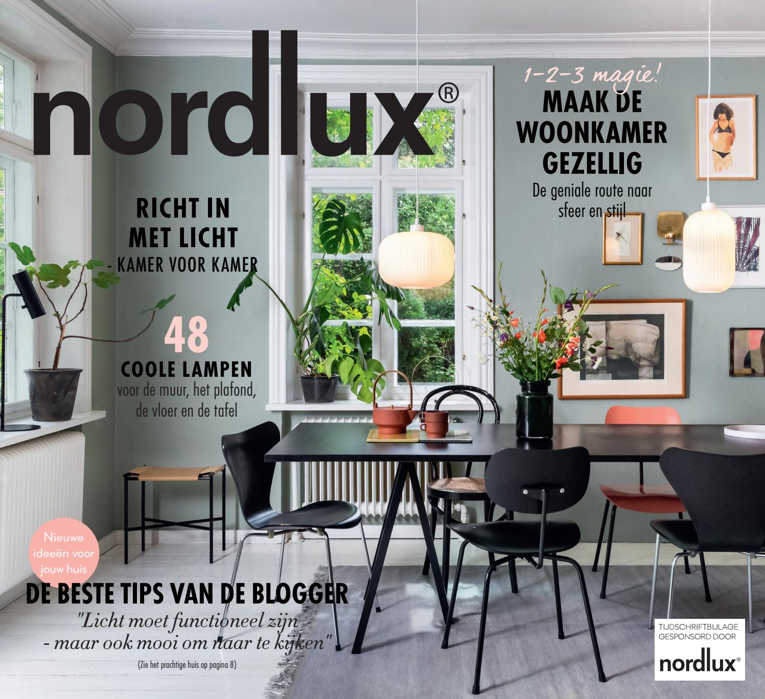 Ideeën Om Te Doen Nordlux Mini Magazine 2018 Netherlands By Nordlux A S Issuu