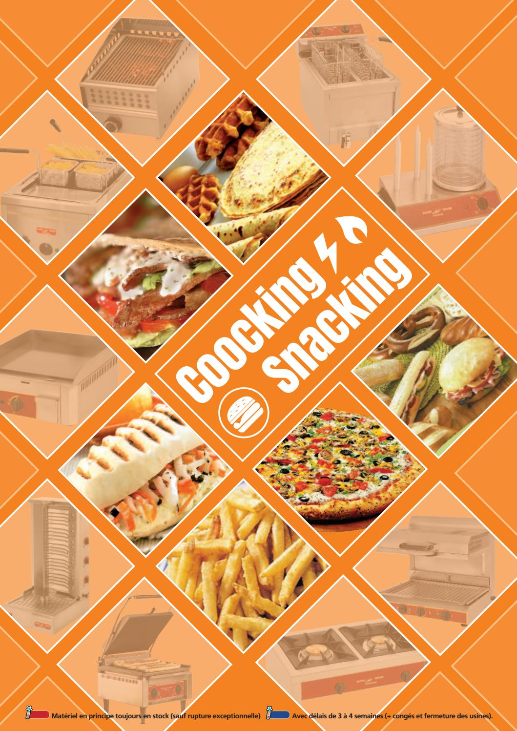 Torpilleur Cuisine Snacking 2018 Multigroup By Multigroup Issuu