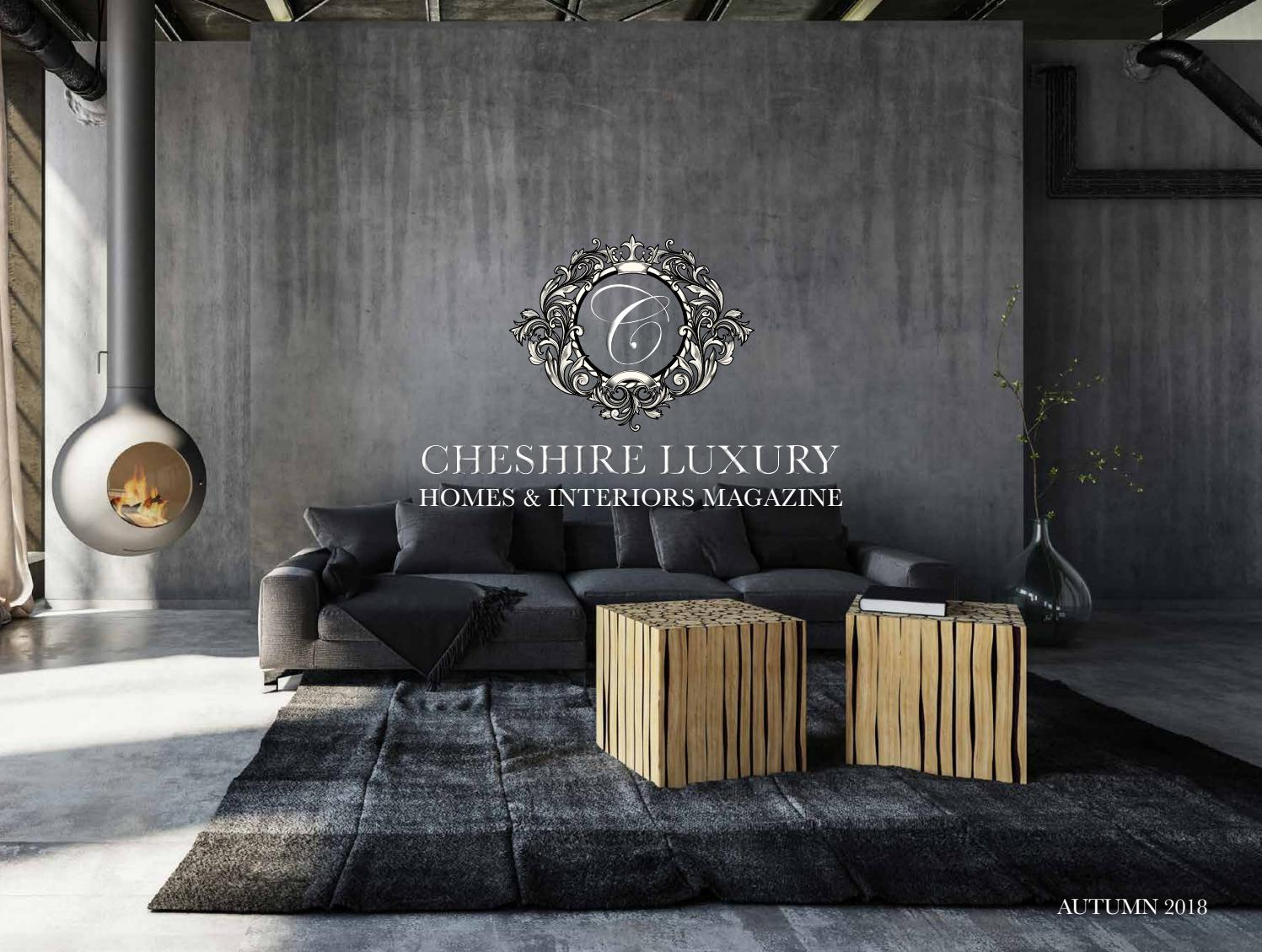 Bagno Design Bradford Cheshire Luxury Homes Interiors Magazine Autumn 2018 By Luxury